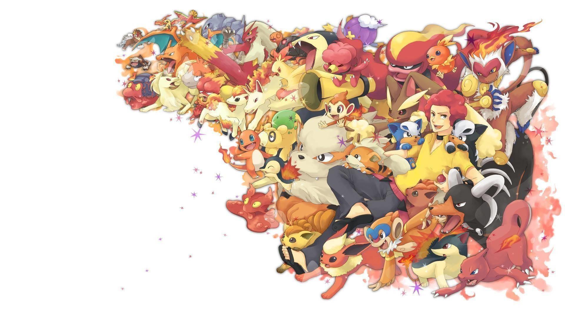 best pokemon backgrounds 4k