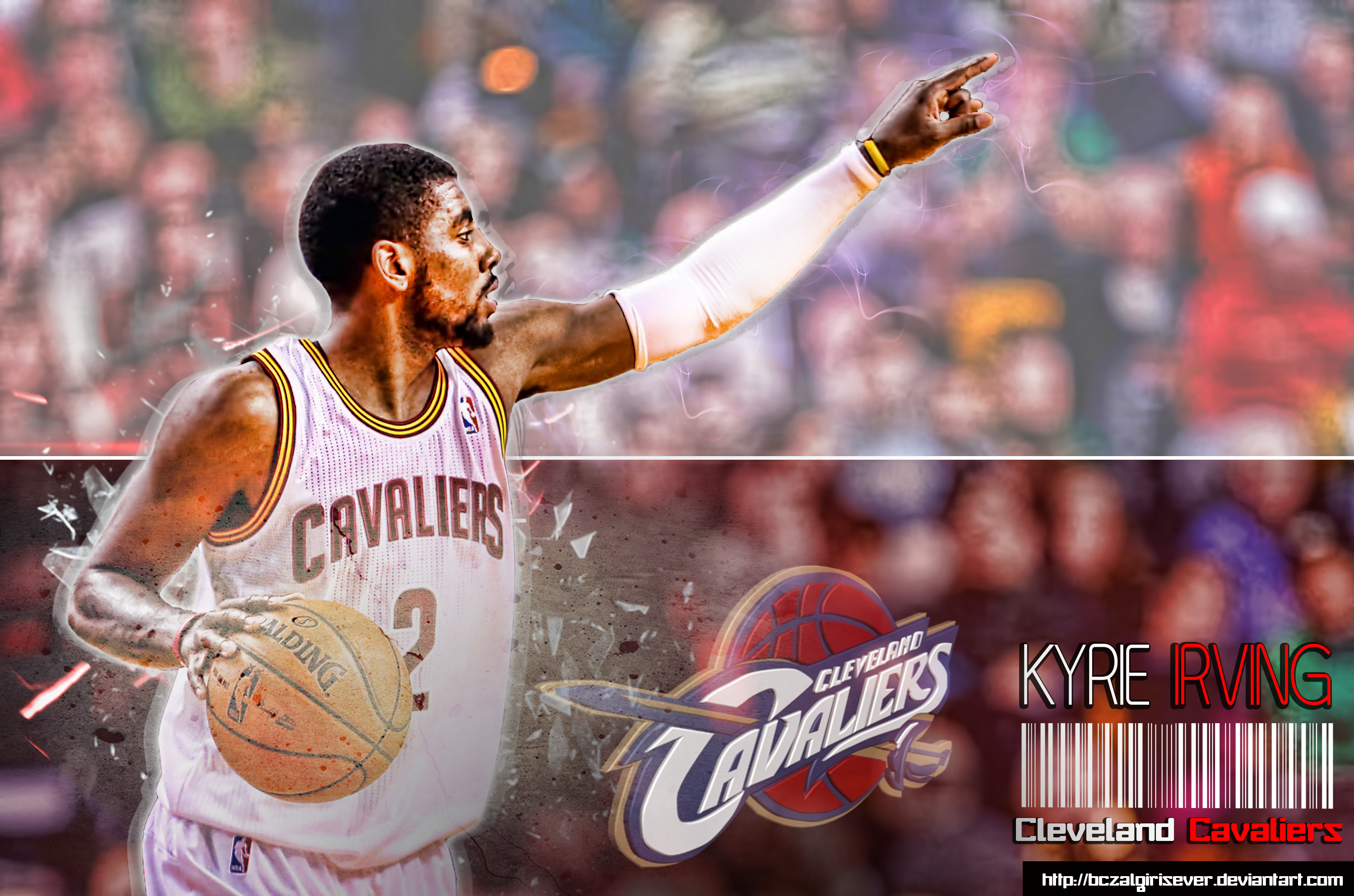 3000x1986 Kyrie Irving wallpaper by BcZalgirisEver Kyrie Irving wallpaper by  BcZalgirisEver