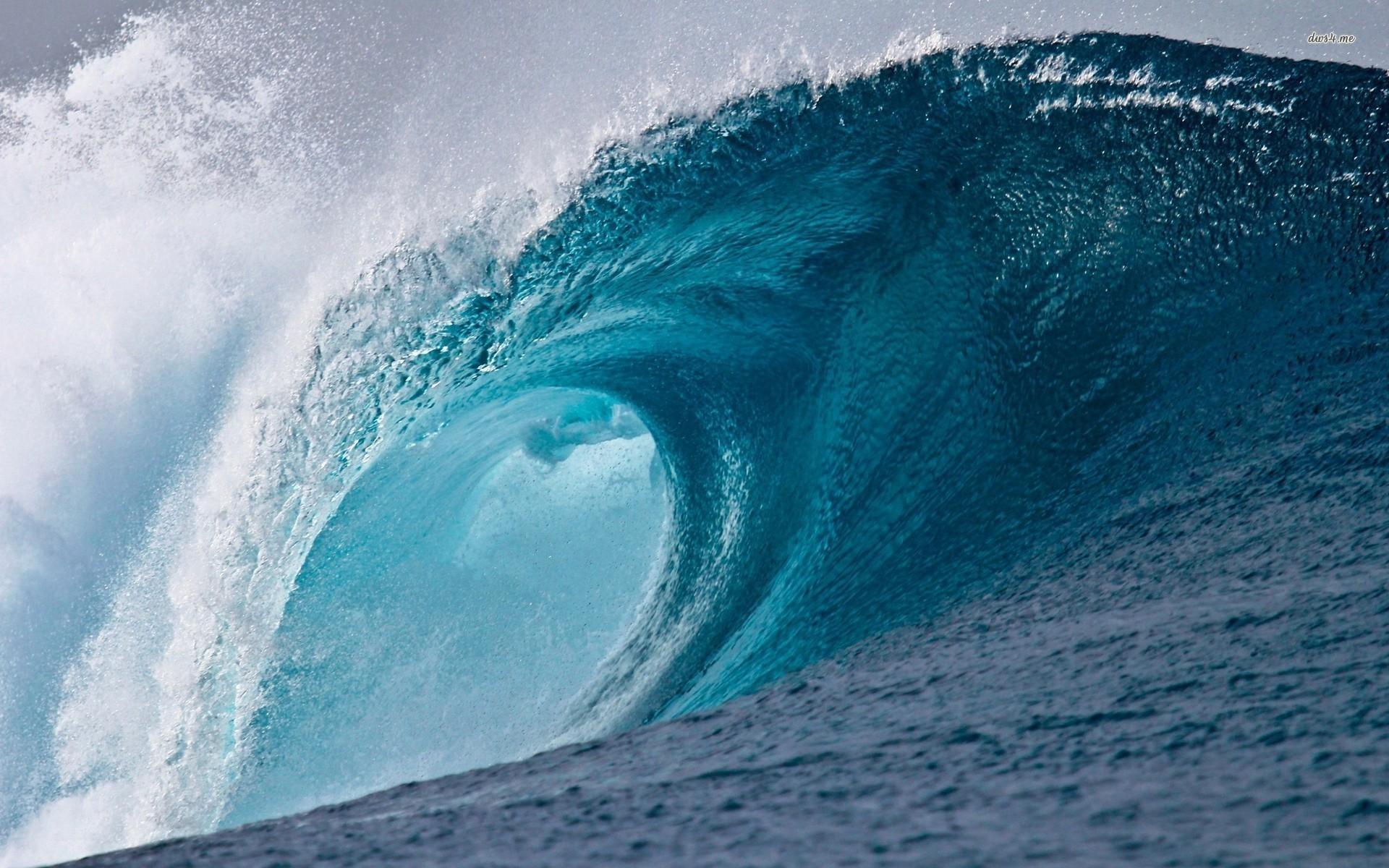 Hd Wallpapers 1080p Ocean: Beach Waves Wallpapers For Desktop (55+ Images