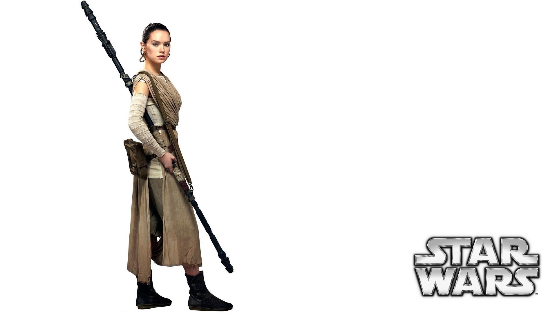 Star Wars Force Awakens 1080p: Rey Star Wars Wallpaper (74+ Images