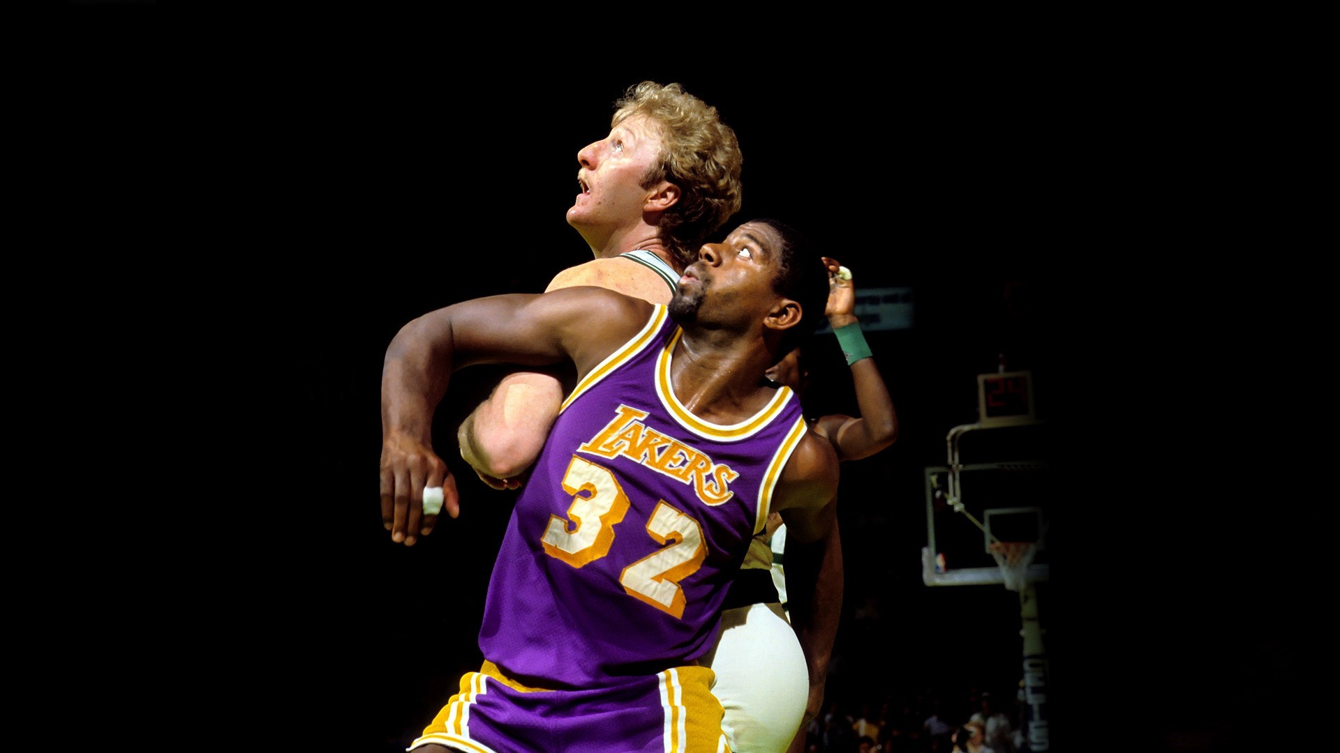 1920x1080 Have there been any notable rivalries in the NBA since Magic Johnson and Larry  Bird went at it?