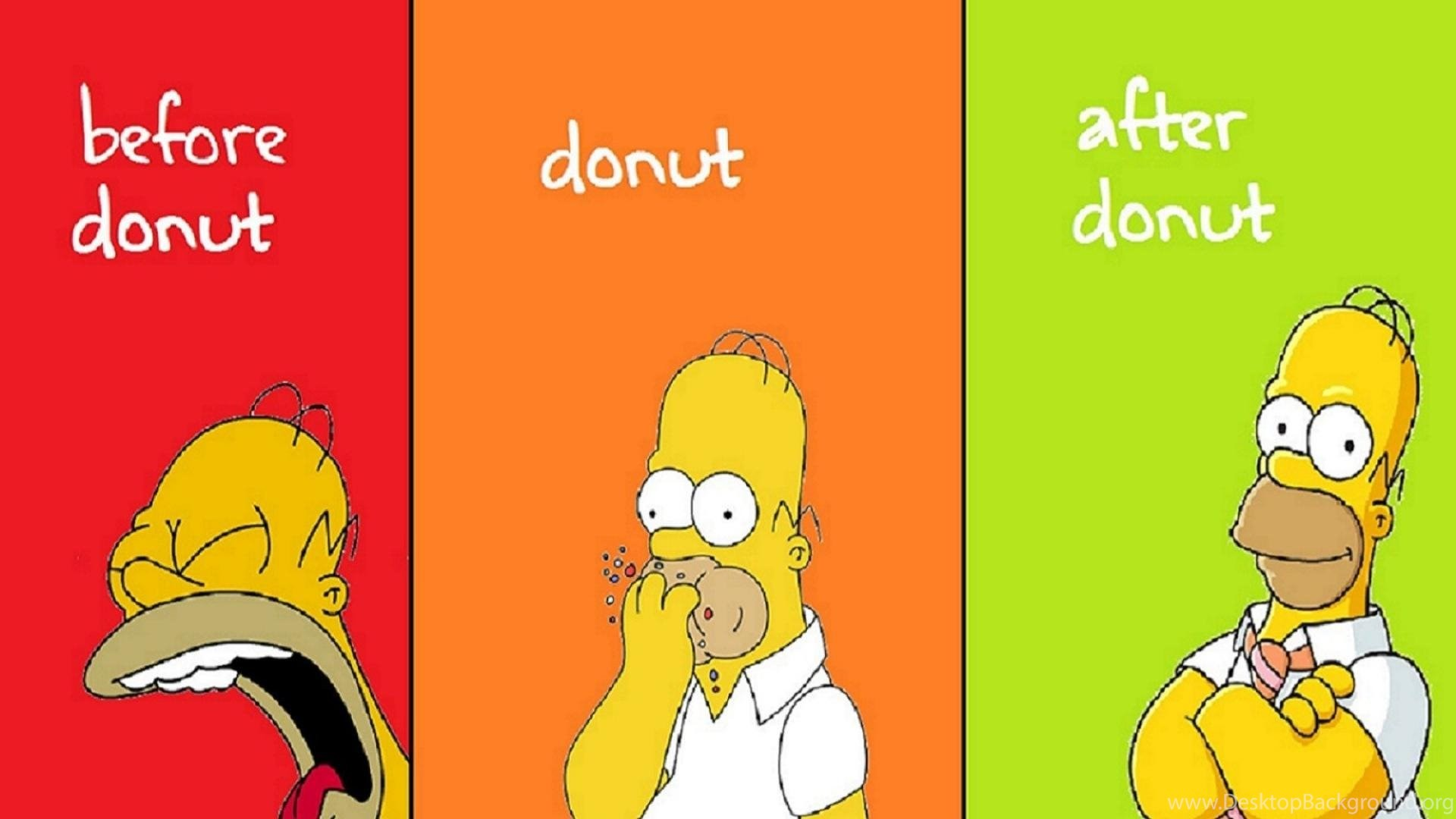 1920x1080 The Simpsons Bart Simpson Homer Marge Yellow
