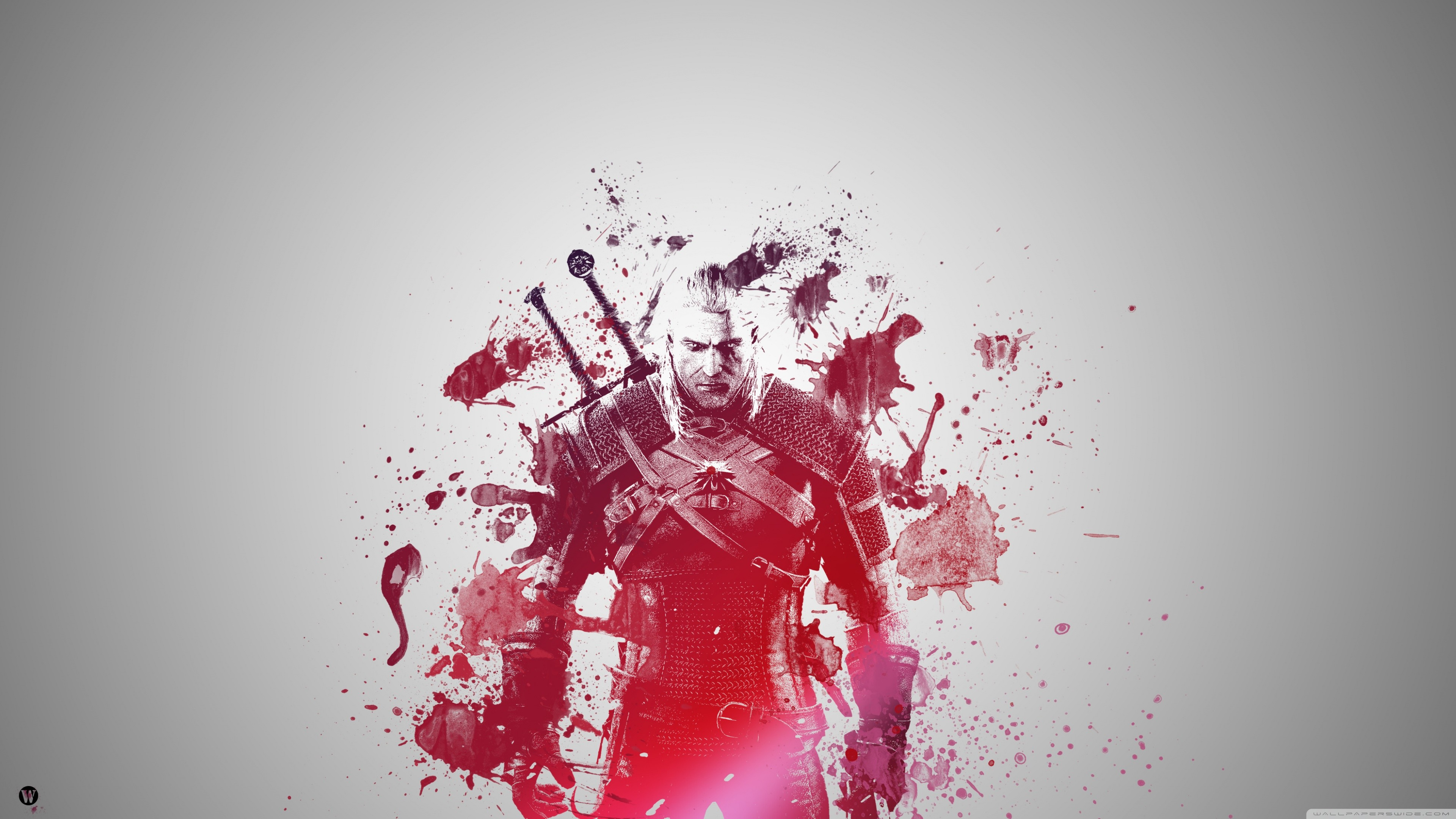 3840x2160 The Witcher 3 Wild Hunt Geralt of Rivia HD Wide Wallpaper for Widescreen