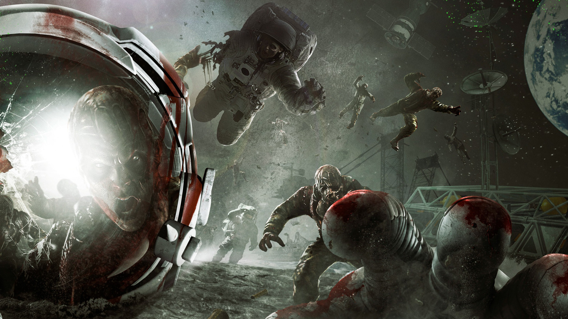 1920x1080 16 HD Call Of Duty Zombies Wallpapers