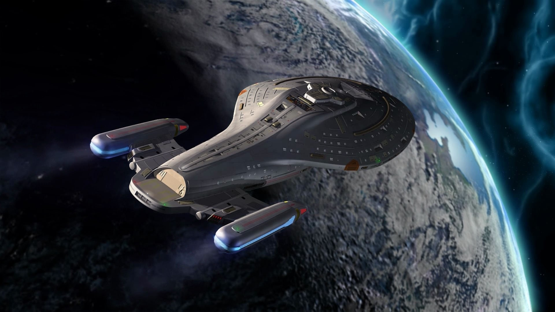 1920x1080 HD Wallpaper | Background Image ID:124794.  Sci Fi Star Trek