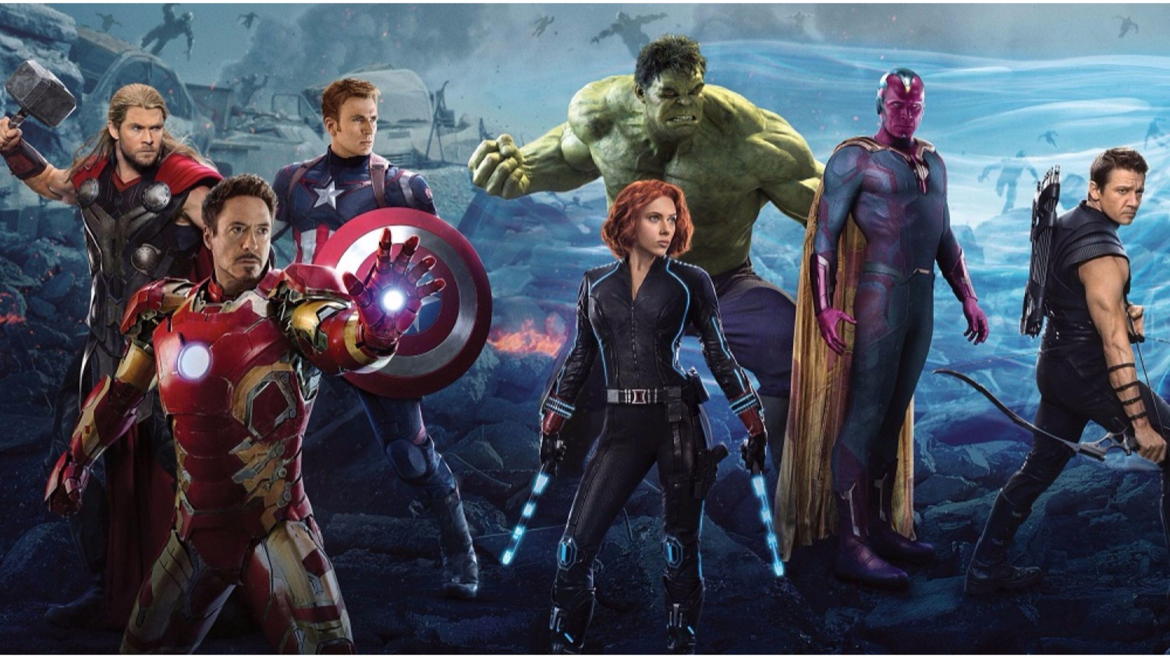 Avengers 4 Wallpapers: Avengers 4K Wallpaper (53+ Images