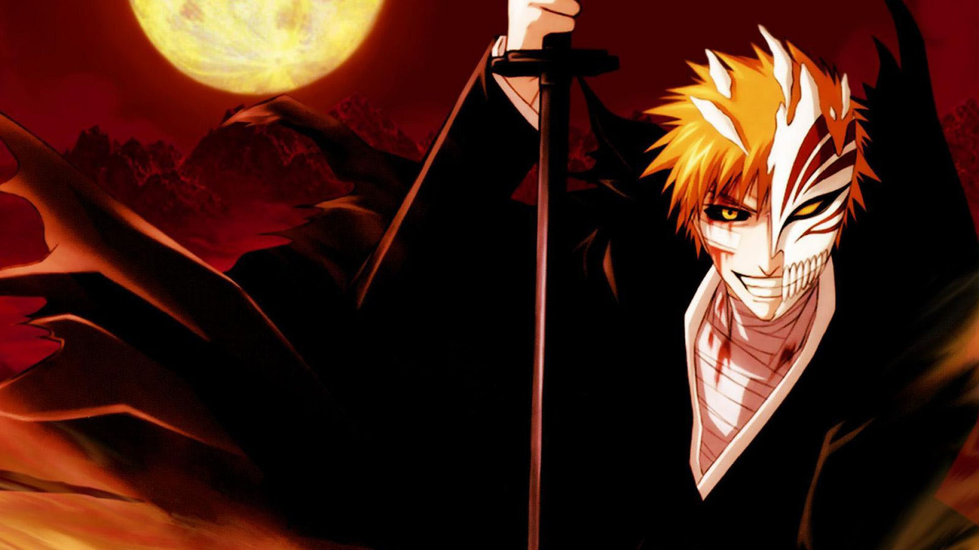 Bleach Ichigo Hollow Form Wallpaper 58 Images