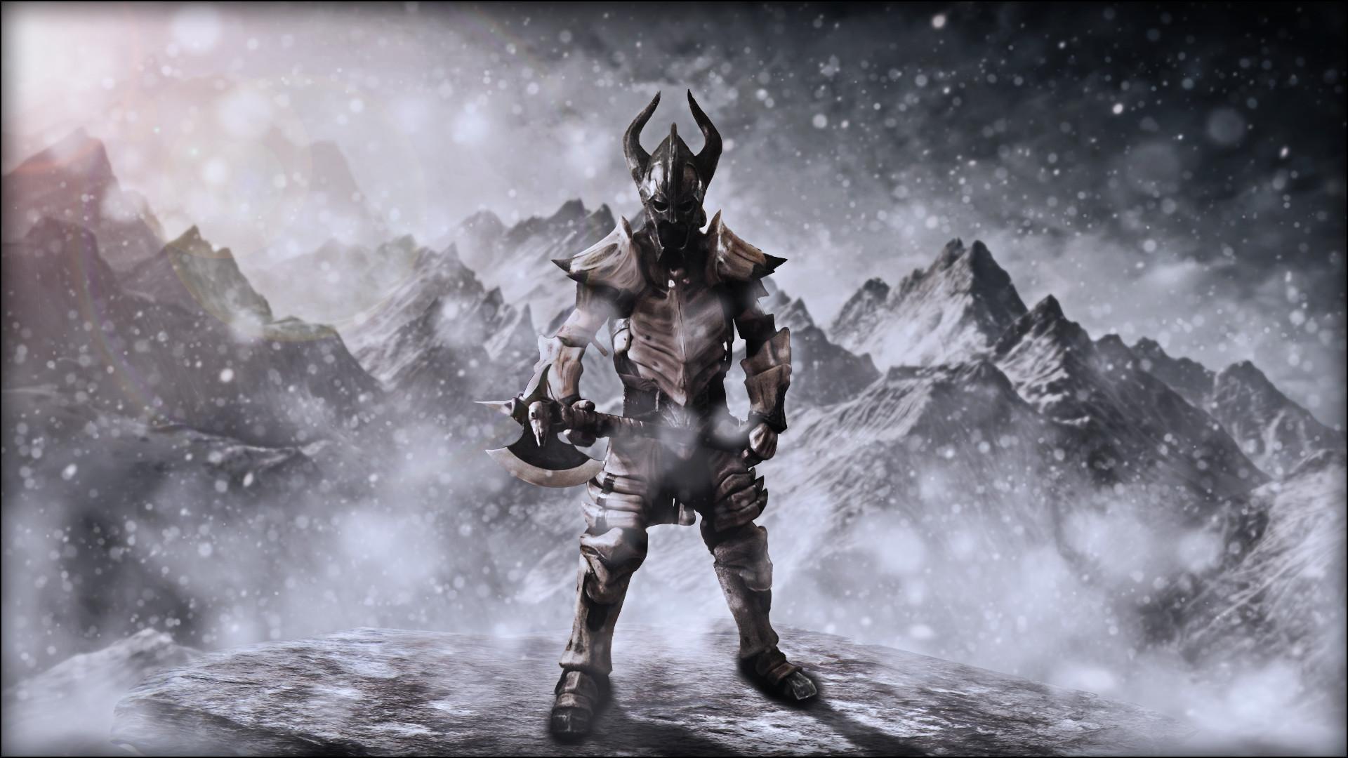 Skyrim Dragonborn Wallpaper (65+ Images