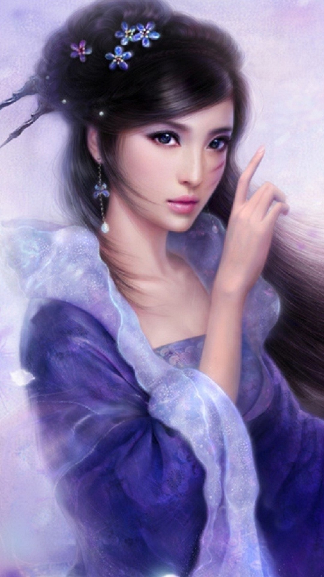 fantasy female wallpaper (75+ images)