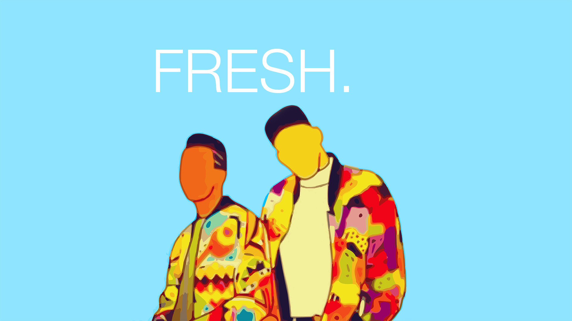 Fresh Prince of Bel Air Will Smith Art Print by heatherbuchanan