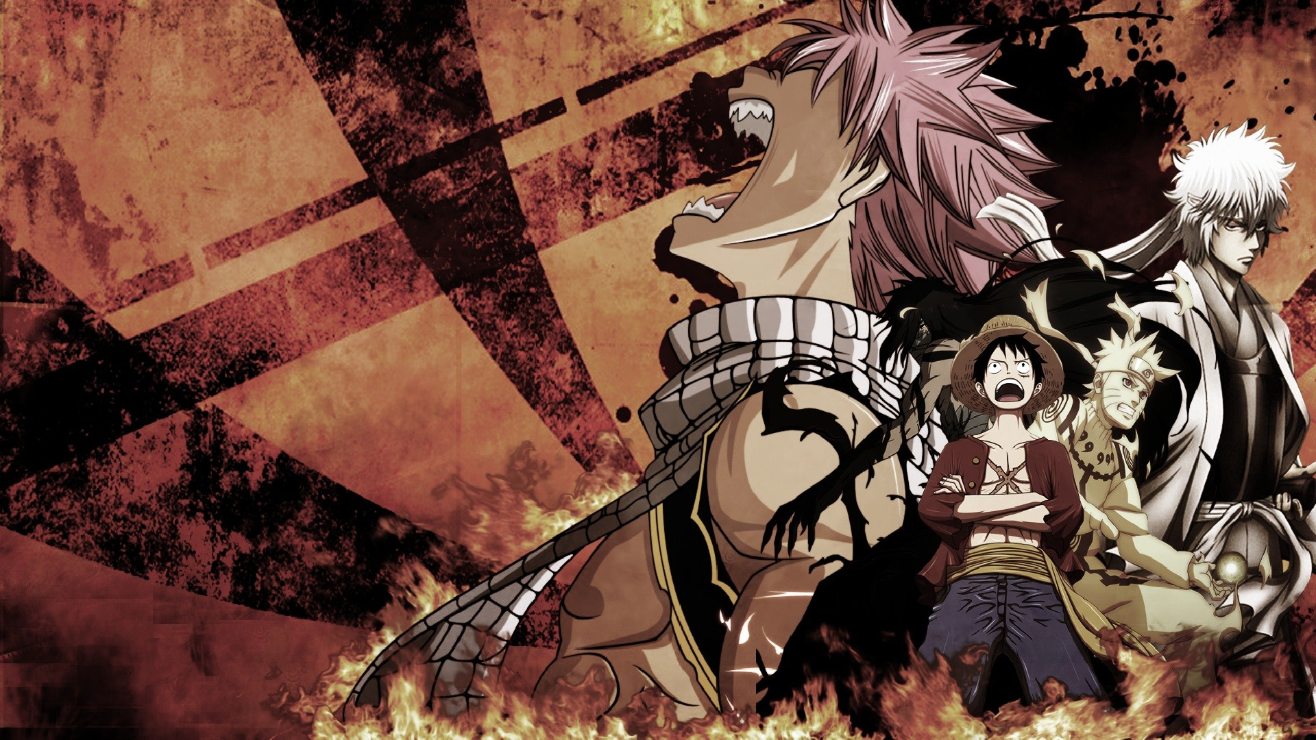 Badass Anime Wallpaper 1920x1080 (63+ Images