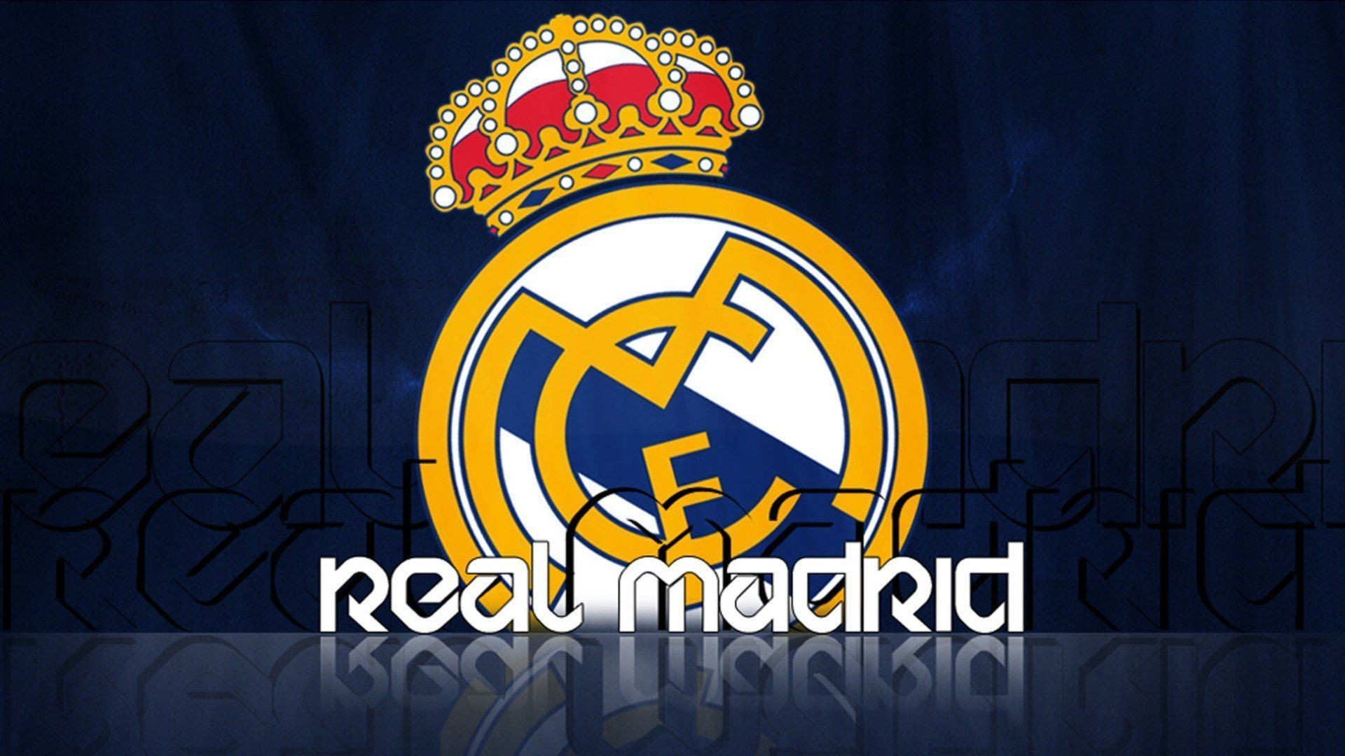 1920x1080 Sports soccer Real Madrid football teams Football Logos wallpaper .