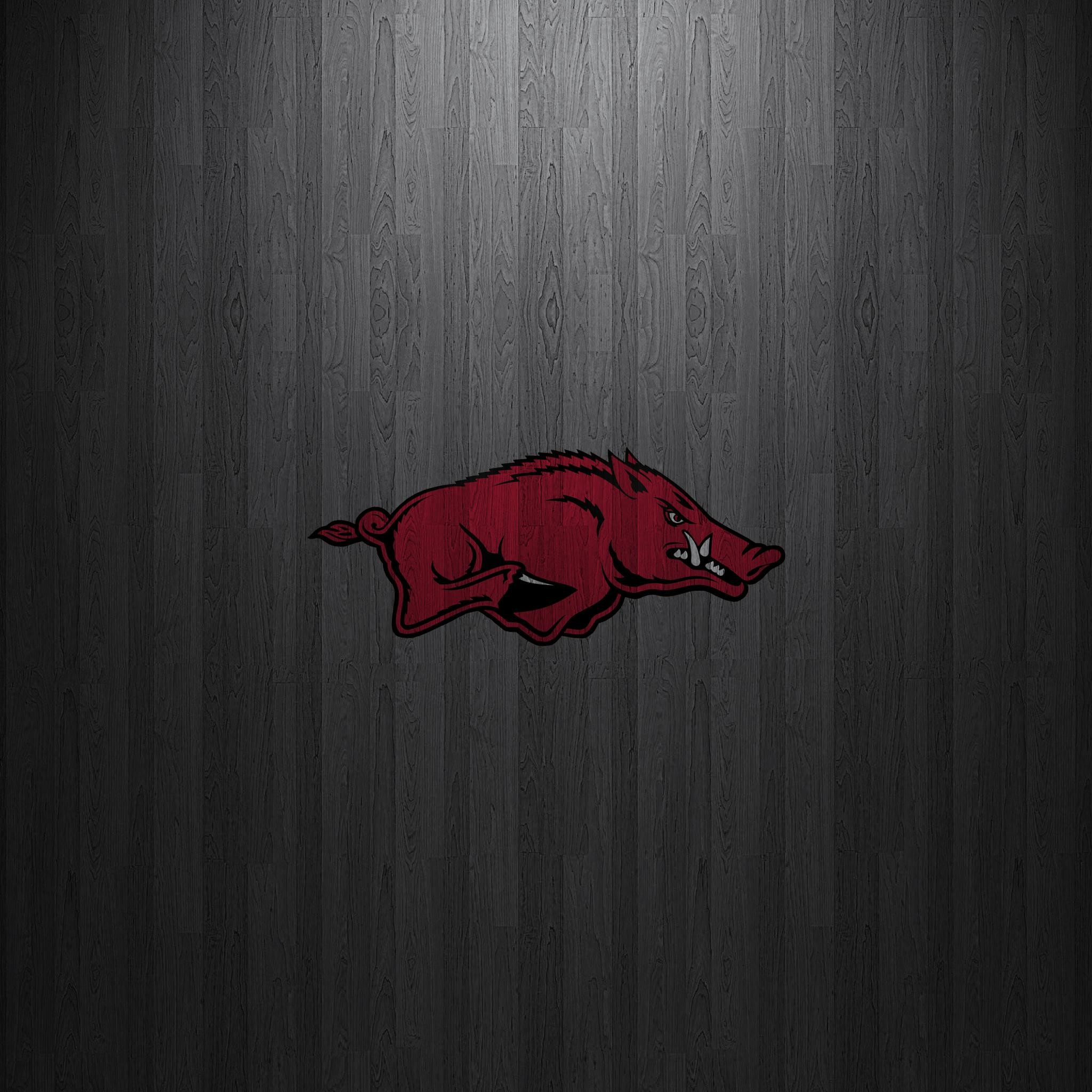 2048x2048 Arkansas Razorbacks Iphone Wallpapers Iphone Logo Wallpaper | iPad ...:  http:/