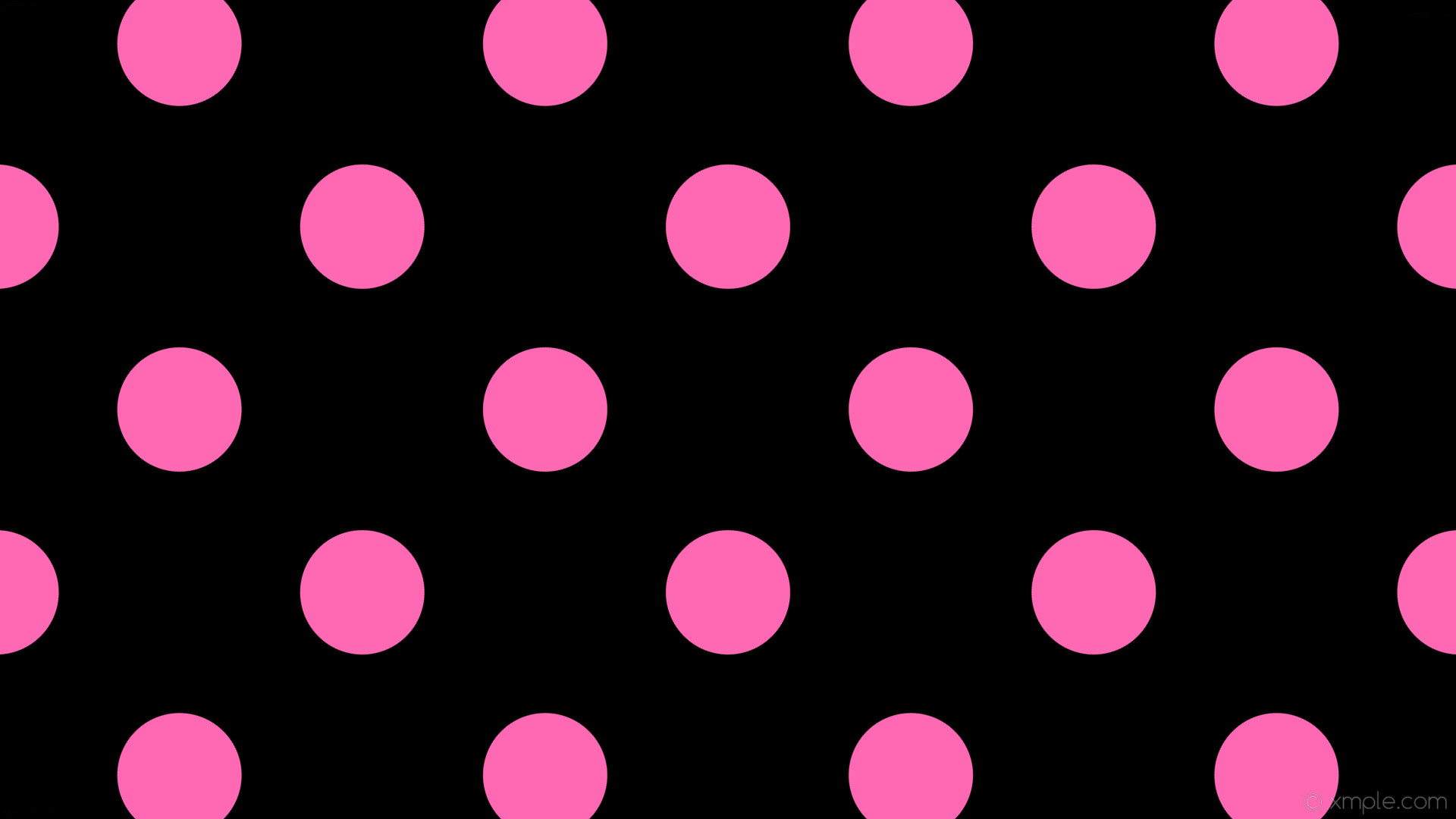 Hot pink and black heart backgrounds