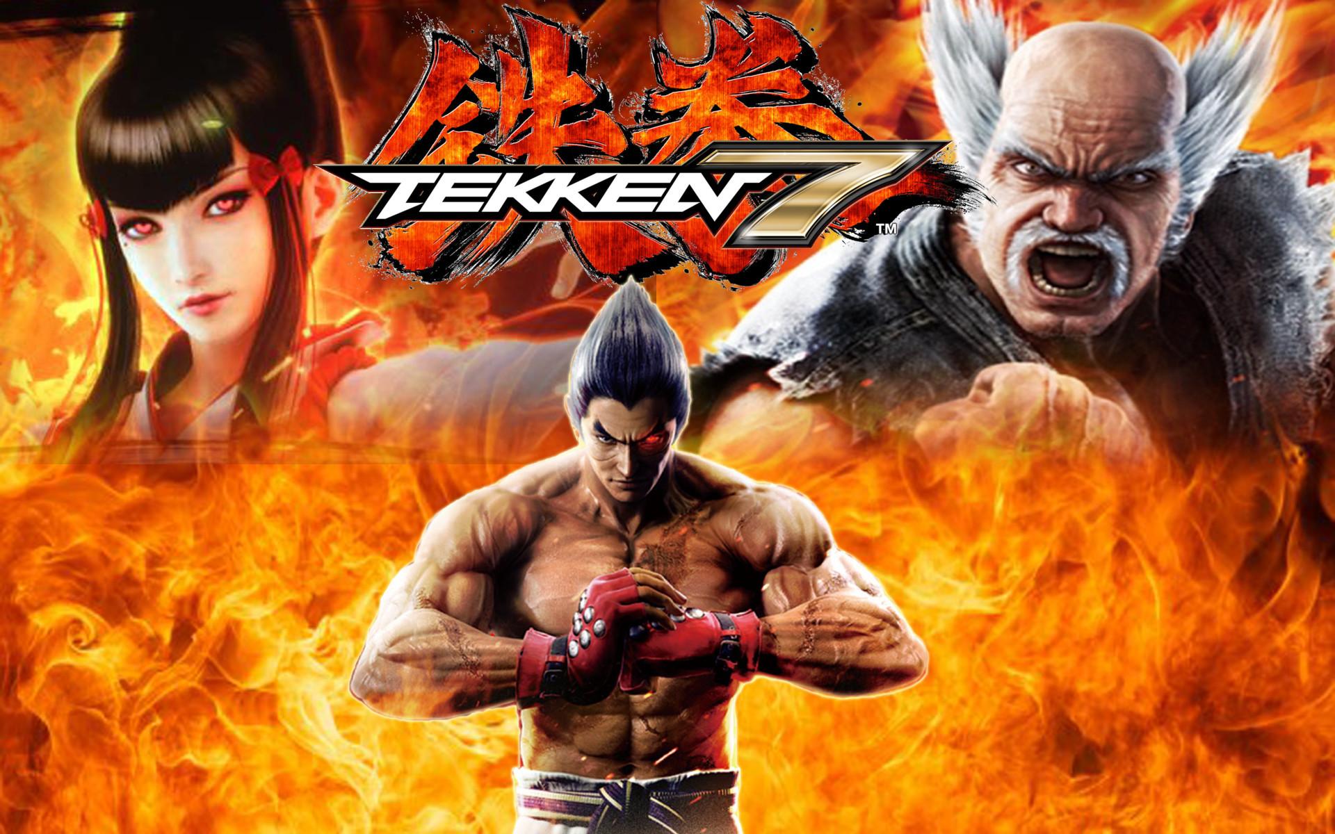 Tekken 7 Wallpapers (73+ images)