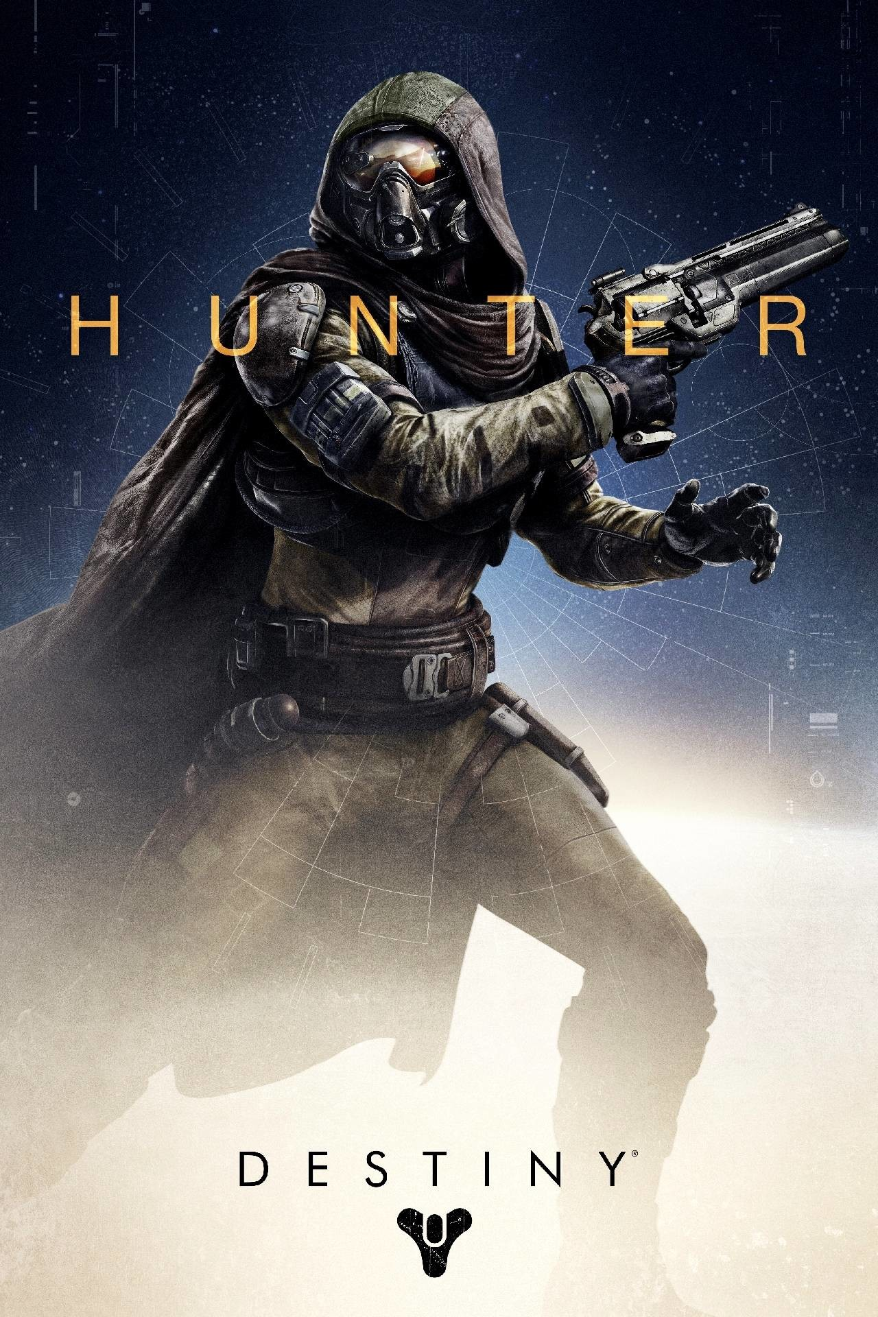 1280x1920 Edit: Hunter and Warlock