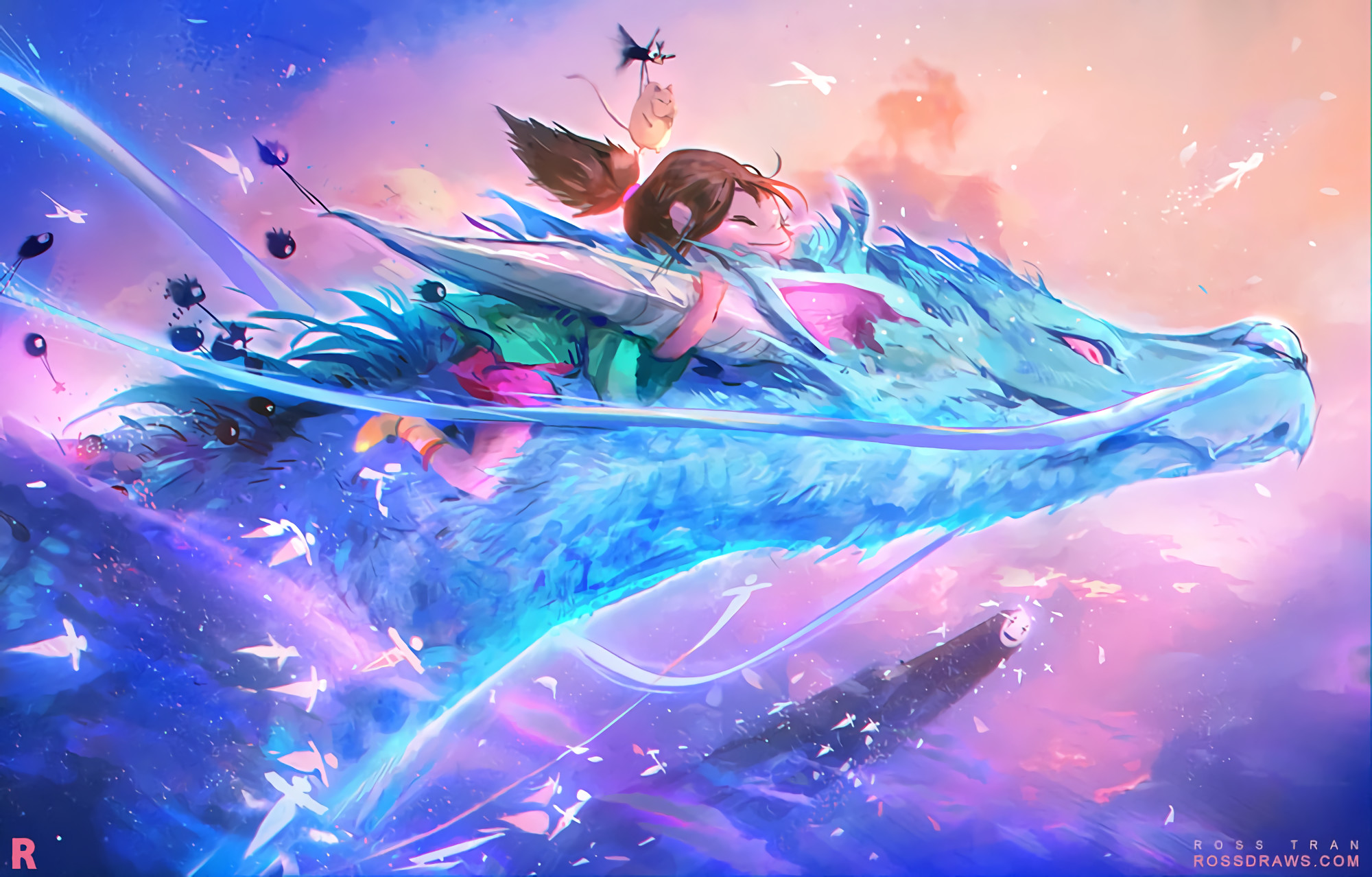 Spirited Away Wallpapers (68+ images)