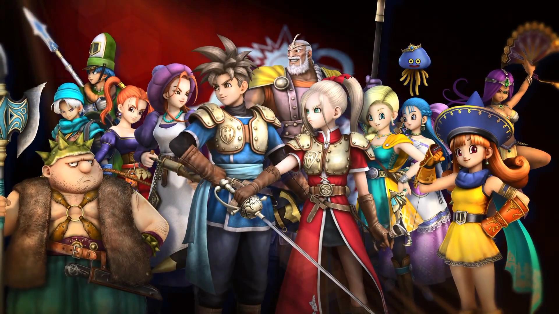 Dragon Quest Heroes Wallpaper (97+ images)