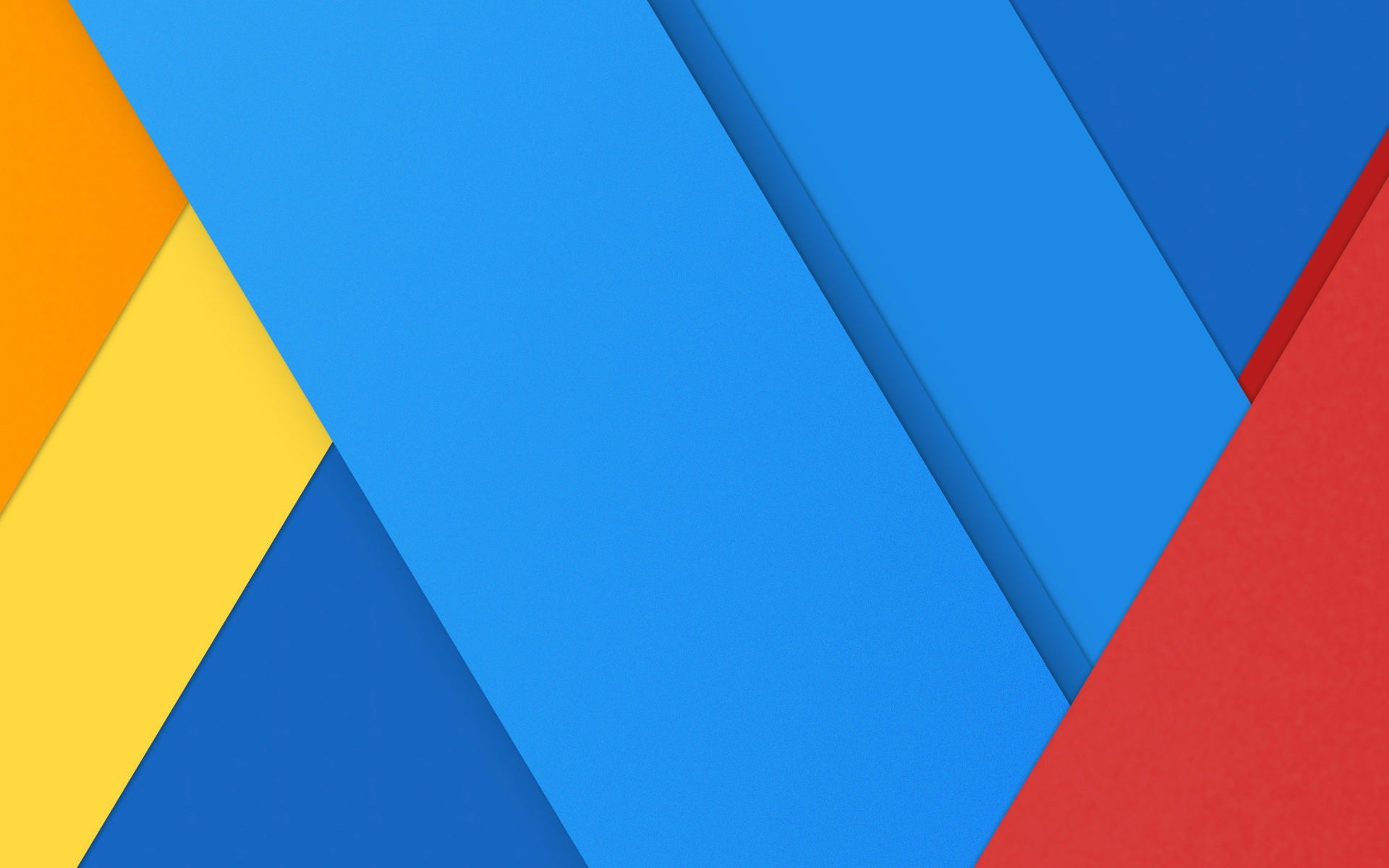 Red Yellow Blue Wallpaper
