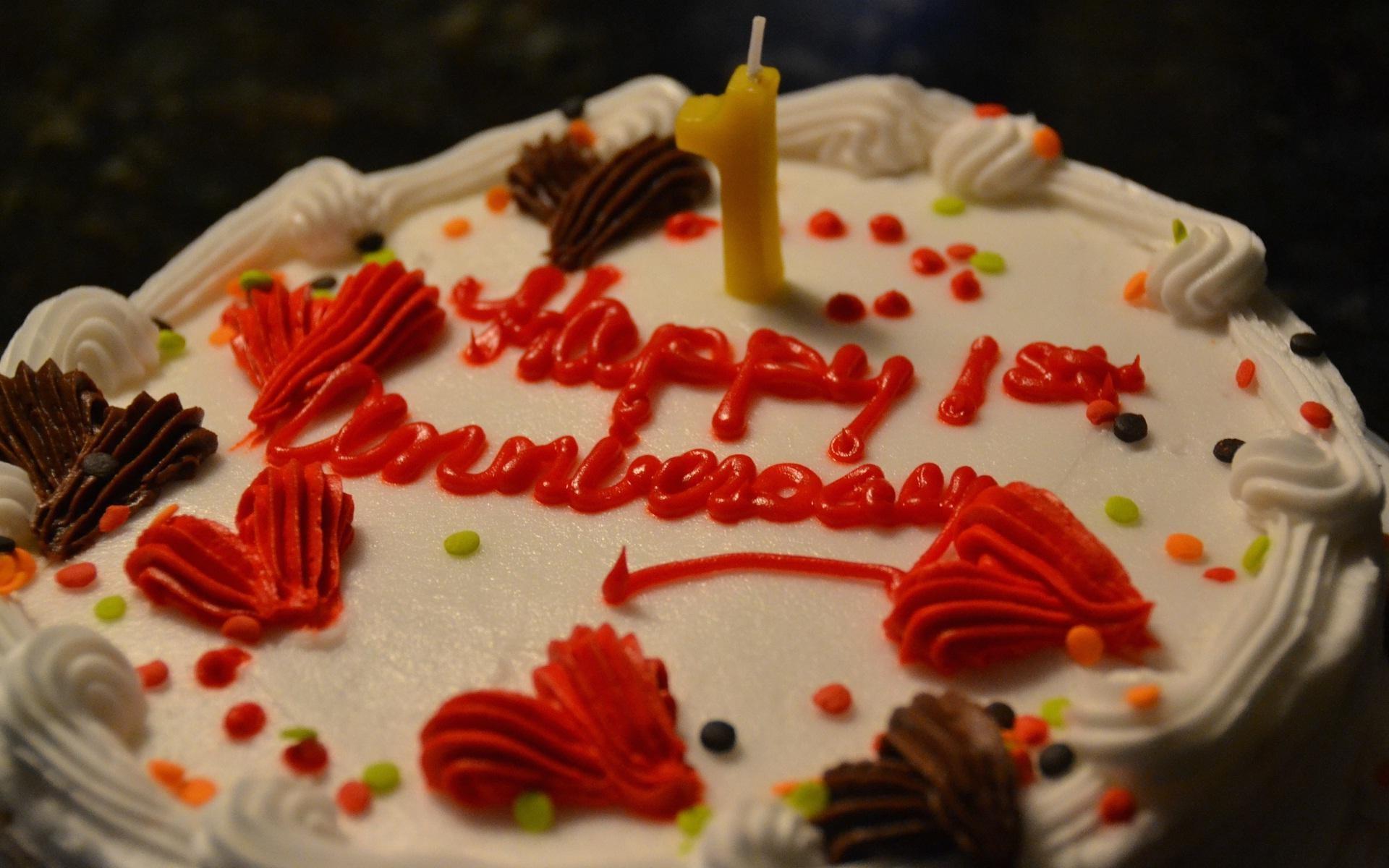 happy anniversary cake image free download