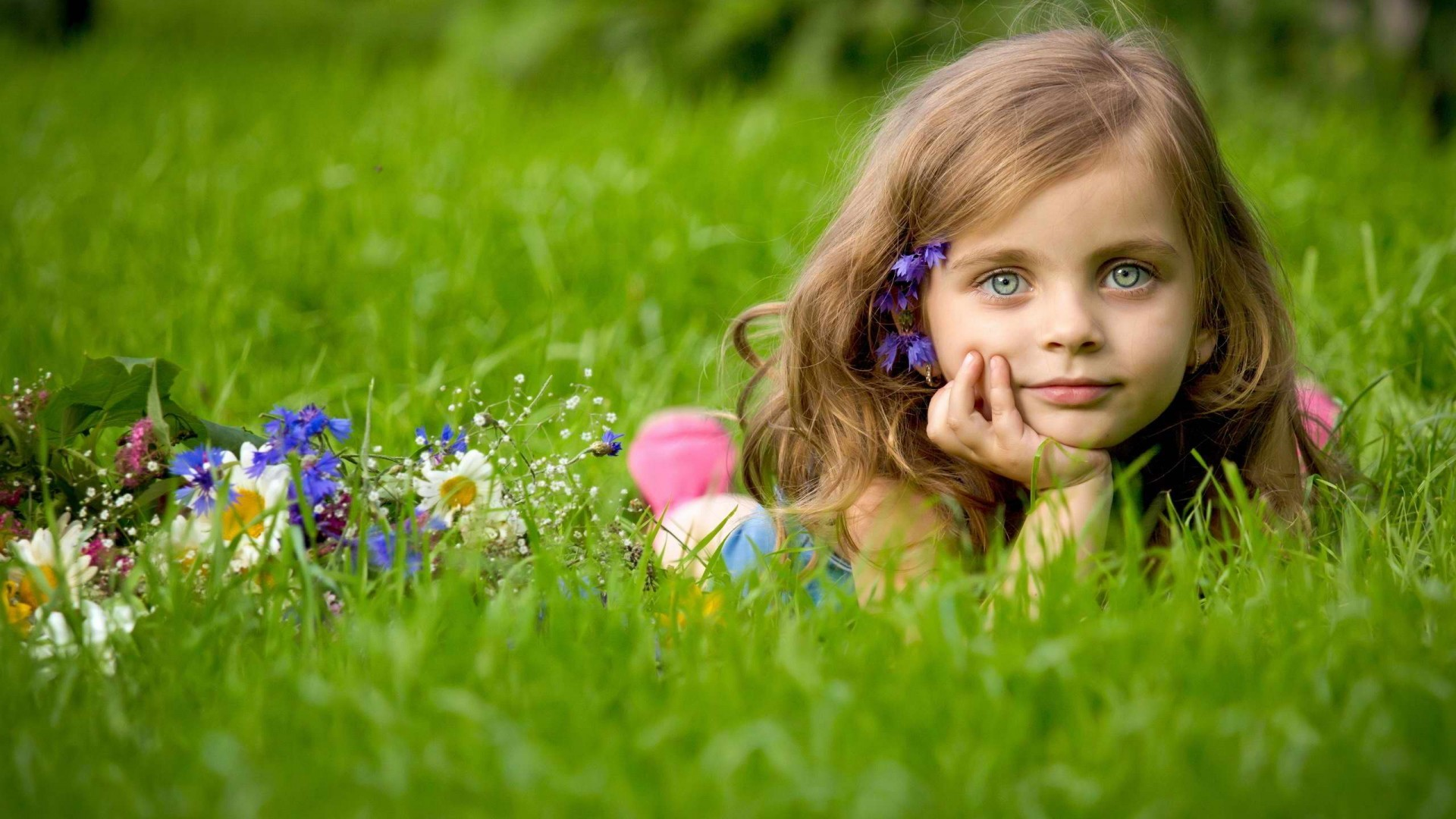 1920x1080 Baby Girl Cute Pictures - Wallpapers PC Free Download