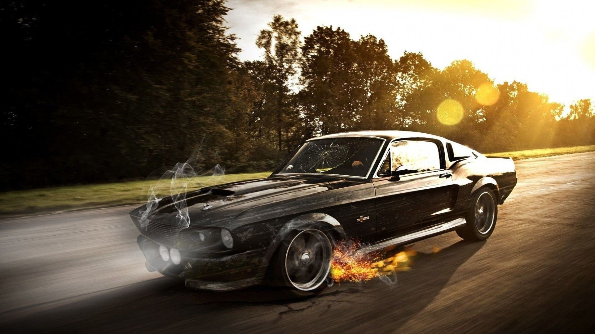 1920x1080 Free Muscle Car Wallpapers   Wallpaper Cave
