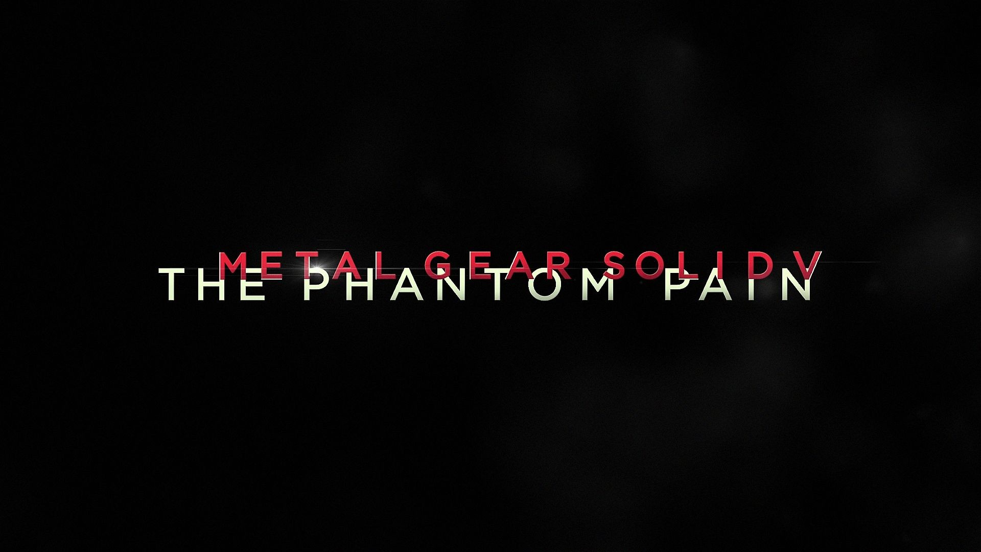 1920x1080 Metal Gear Solid V The Phantom Pain Logo Images & Pictures .