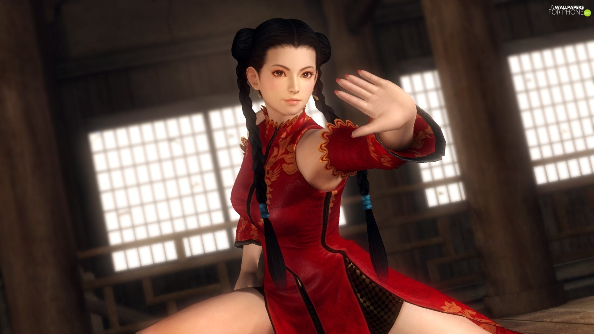 1920x1080 Backgrounds . Pai Chan, Dead Or Alive 5