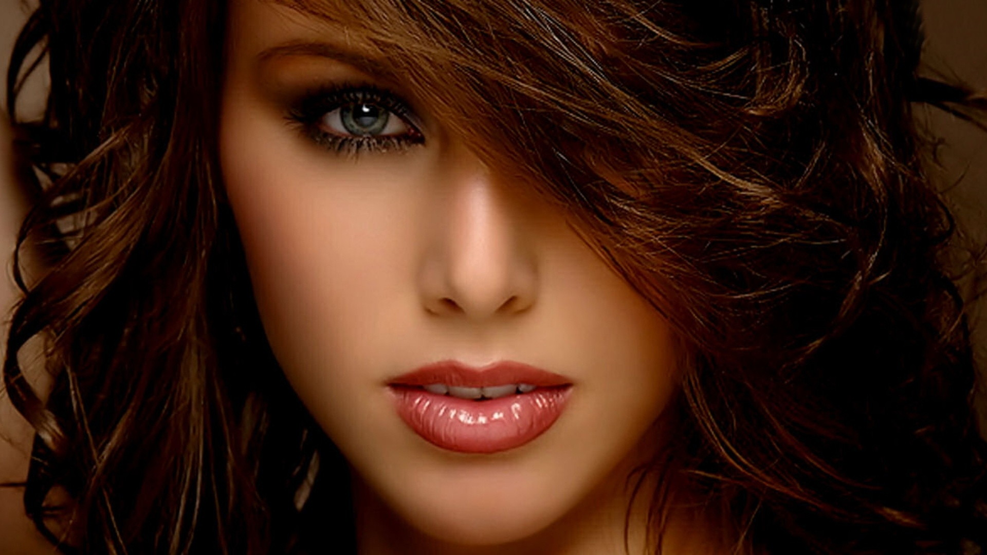 Beautiful Women Faces Wallpaper (54+ images) - photo#28