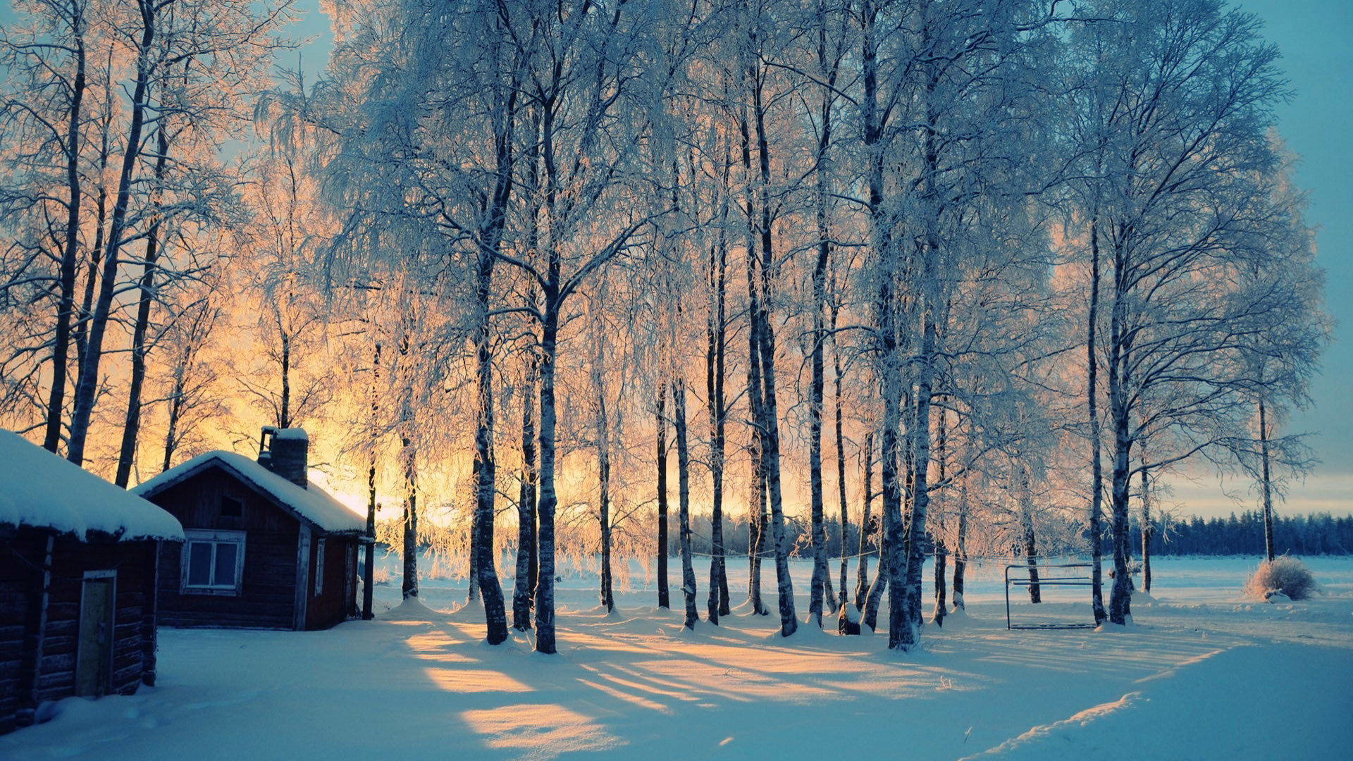 Backgrounds Winter 64 Images