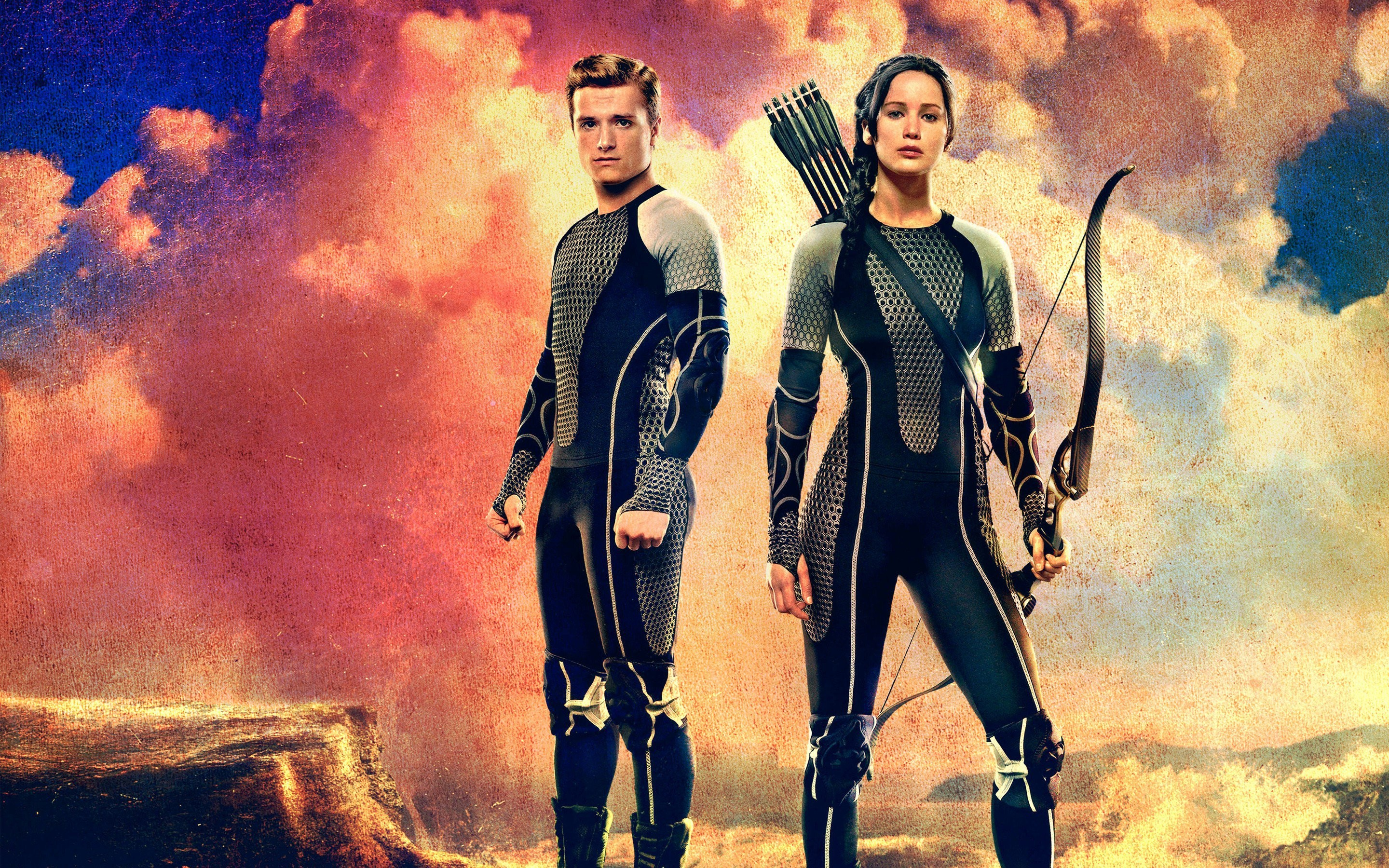 Catching Fire Wallpaper (79+ Images