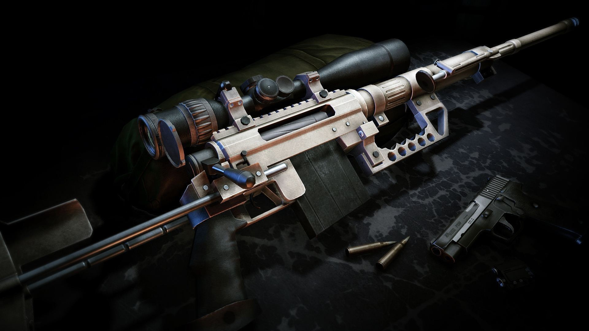 Sniper Rifle Wallpaper Hd 79 Images