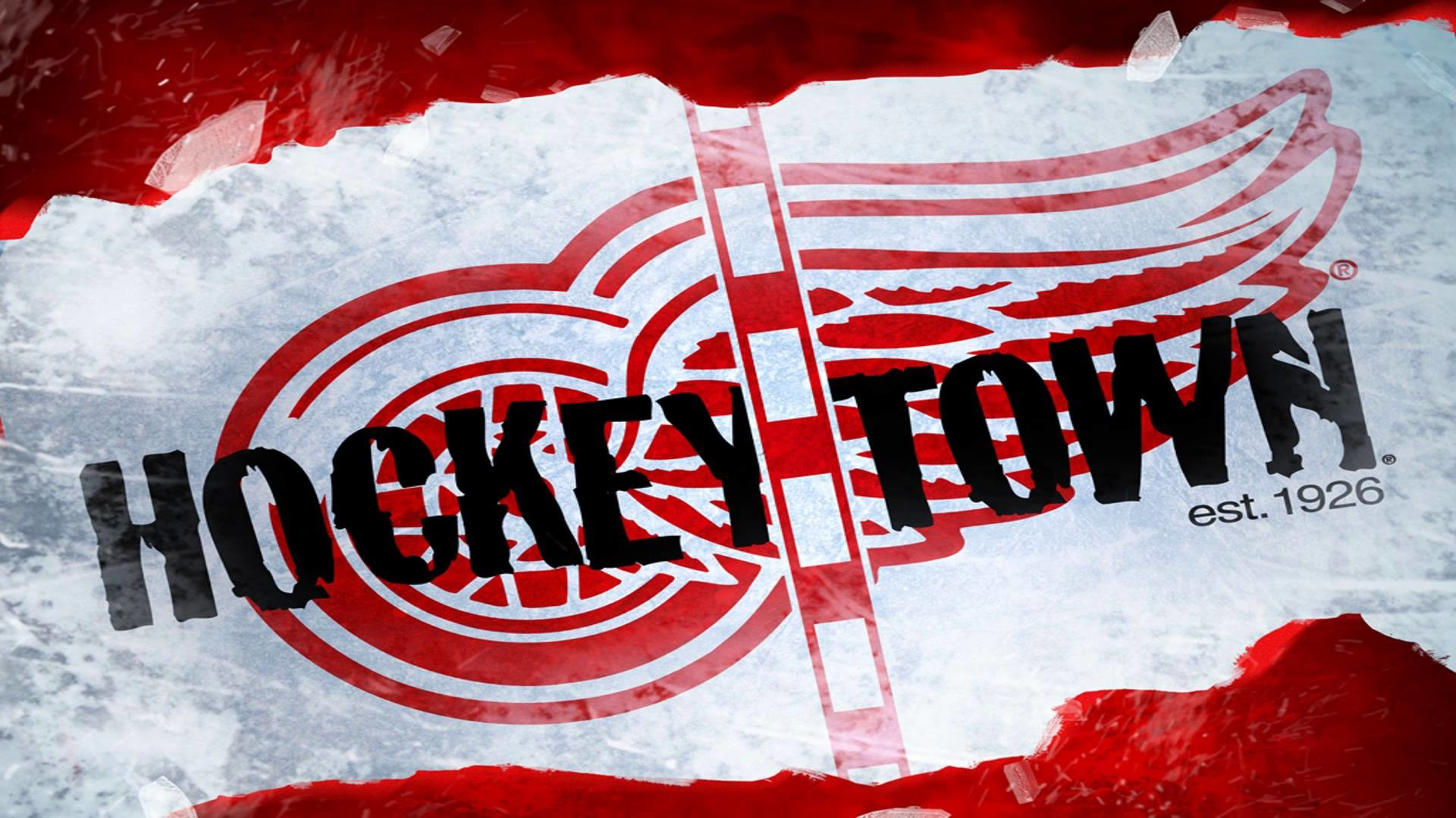 1920x1080 Detroit Red Wings 2016 Goal Horn