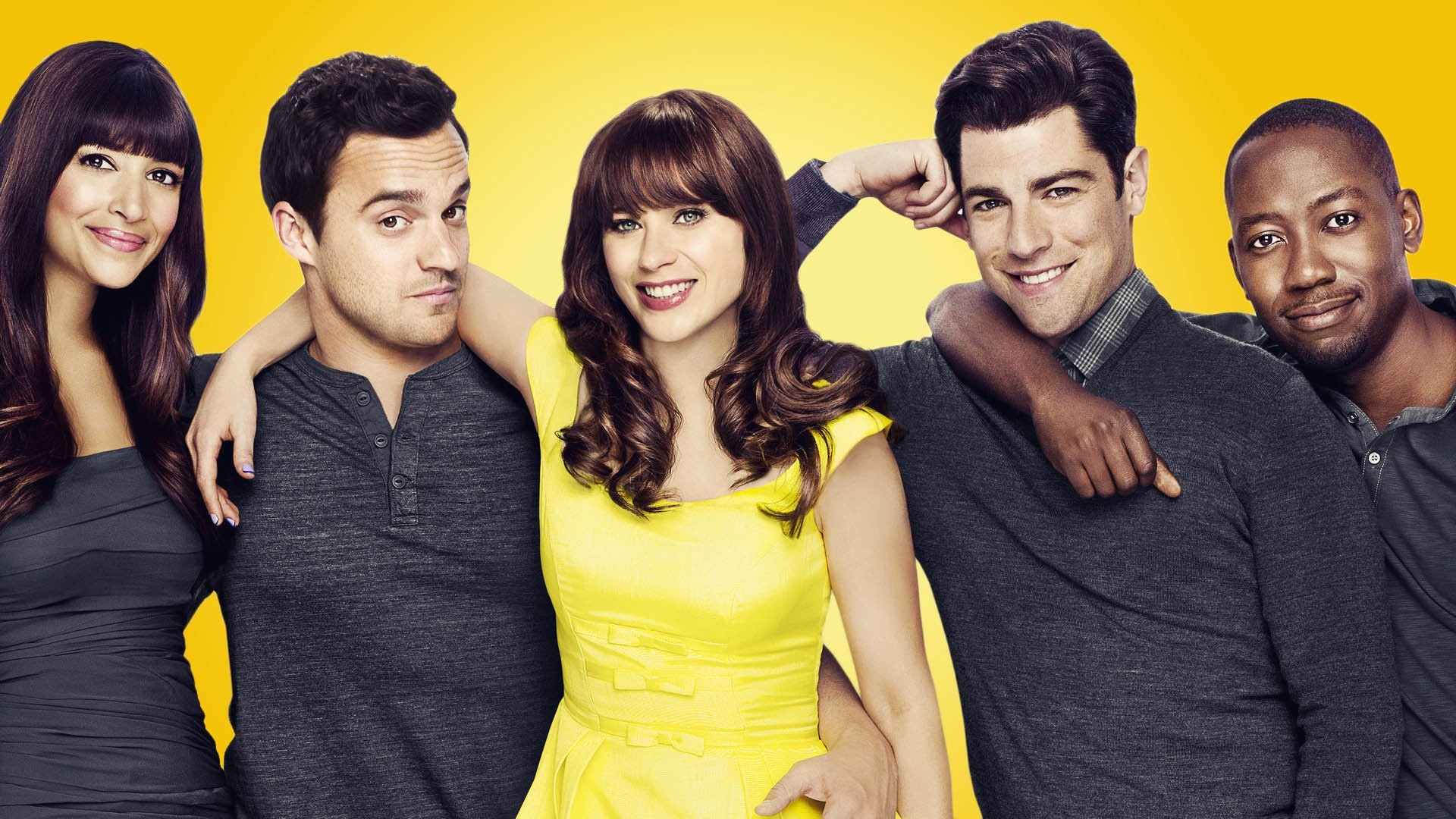 1920x1080 New Girl Wallpapers