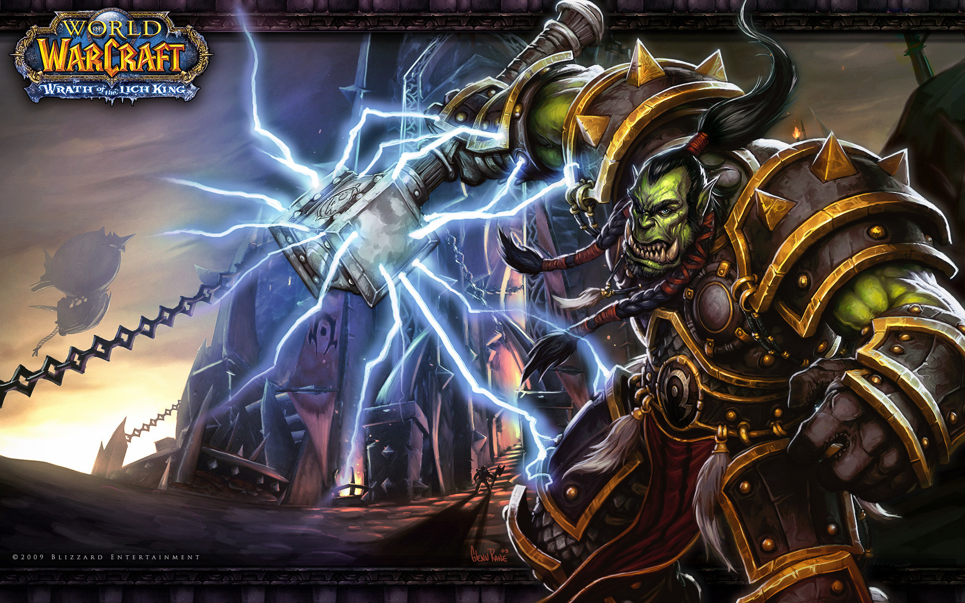 1920x1200 world of warcraft background wallpaper - http://69hdwallpapers.com/world-