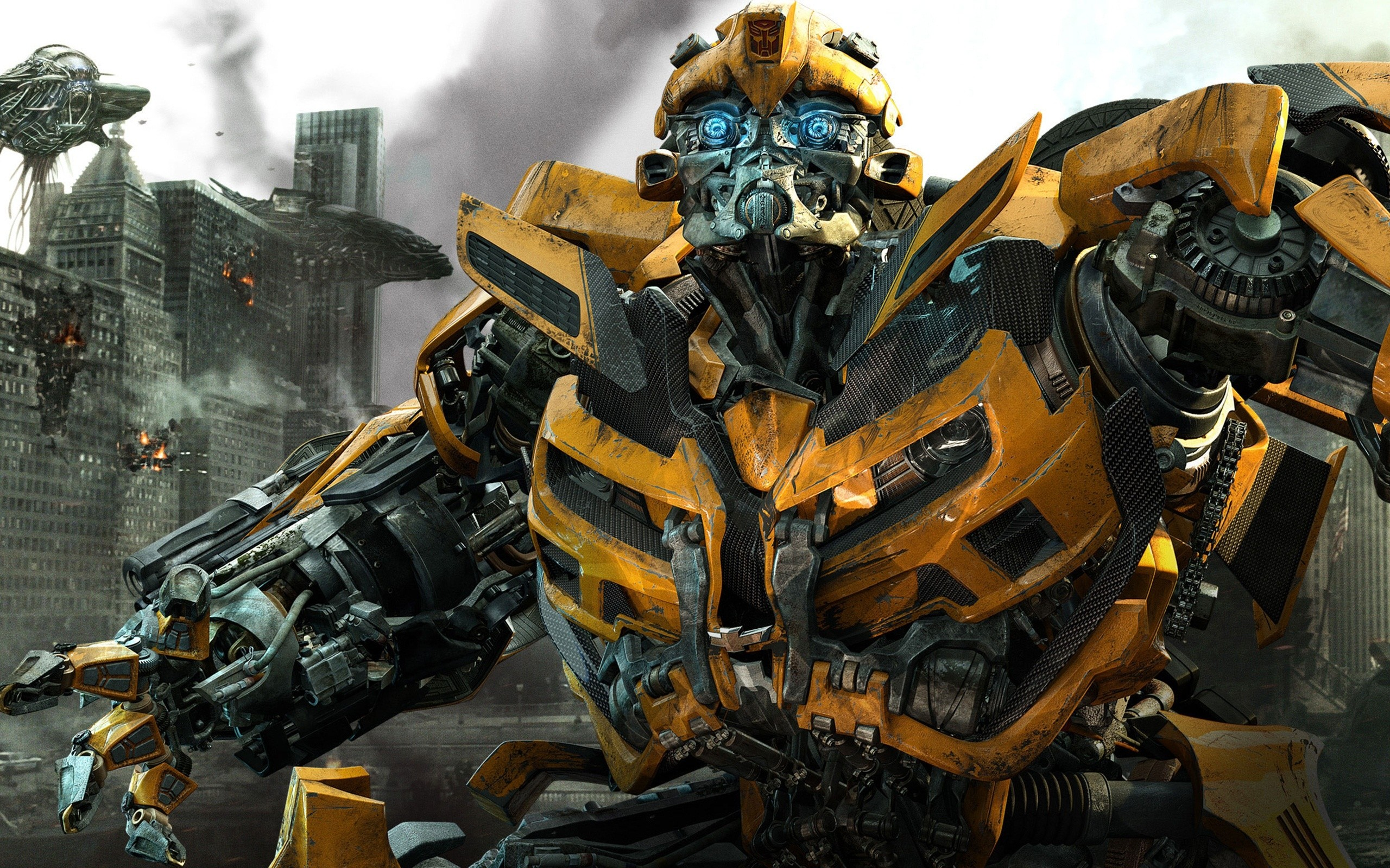 2560x1600 Bumblebee in Transformers 3