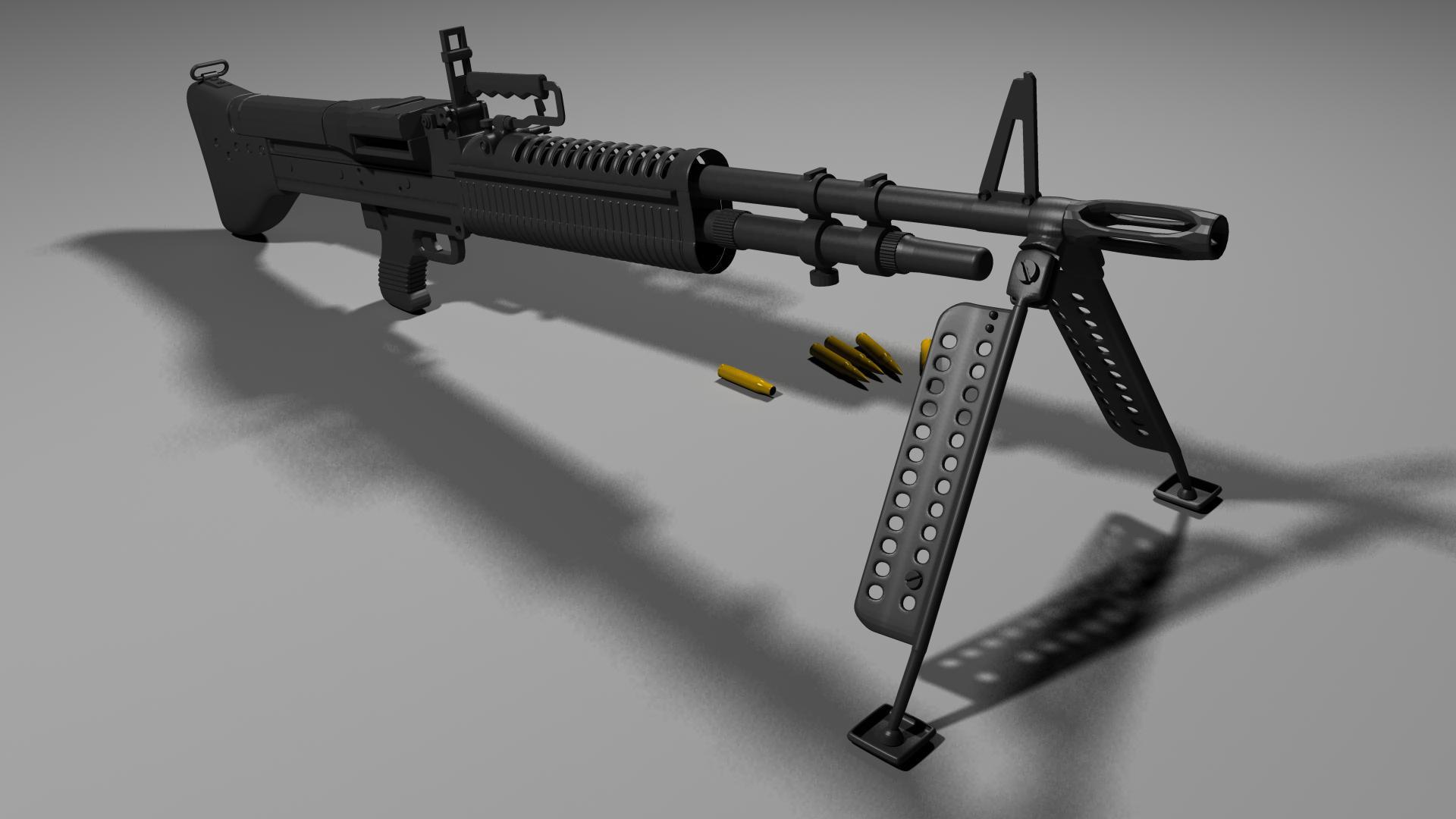 Machine Guns Wallpapers Download