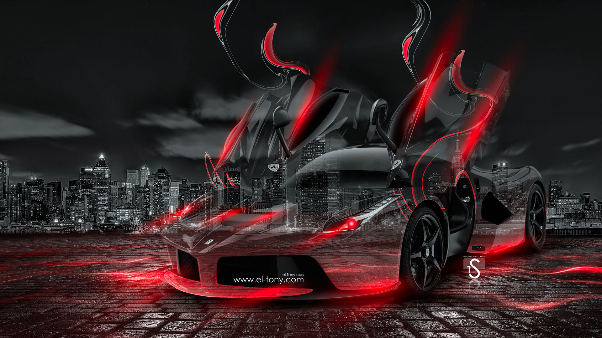 Neon Car Wallpaper 89 Images