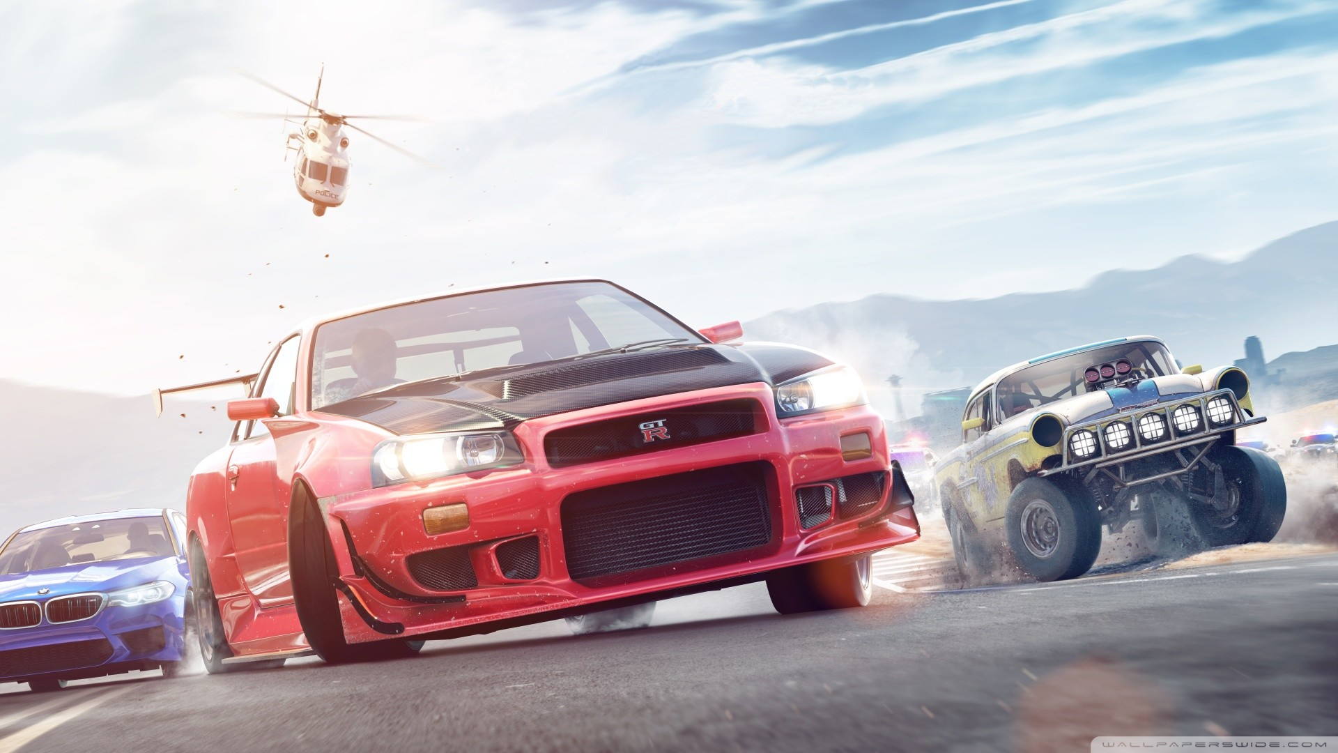 1920x1080 Need For Speed Payback no title FULLHD HD Wide Wallpaper for Widescreen