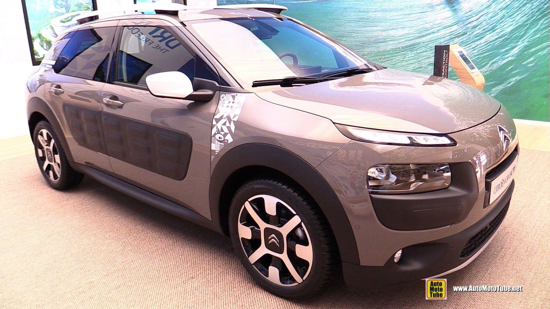 2018 Citroen C4 Cactus 4k 2 Wallpapers