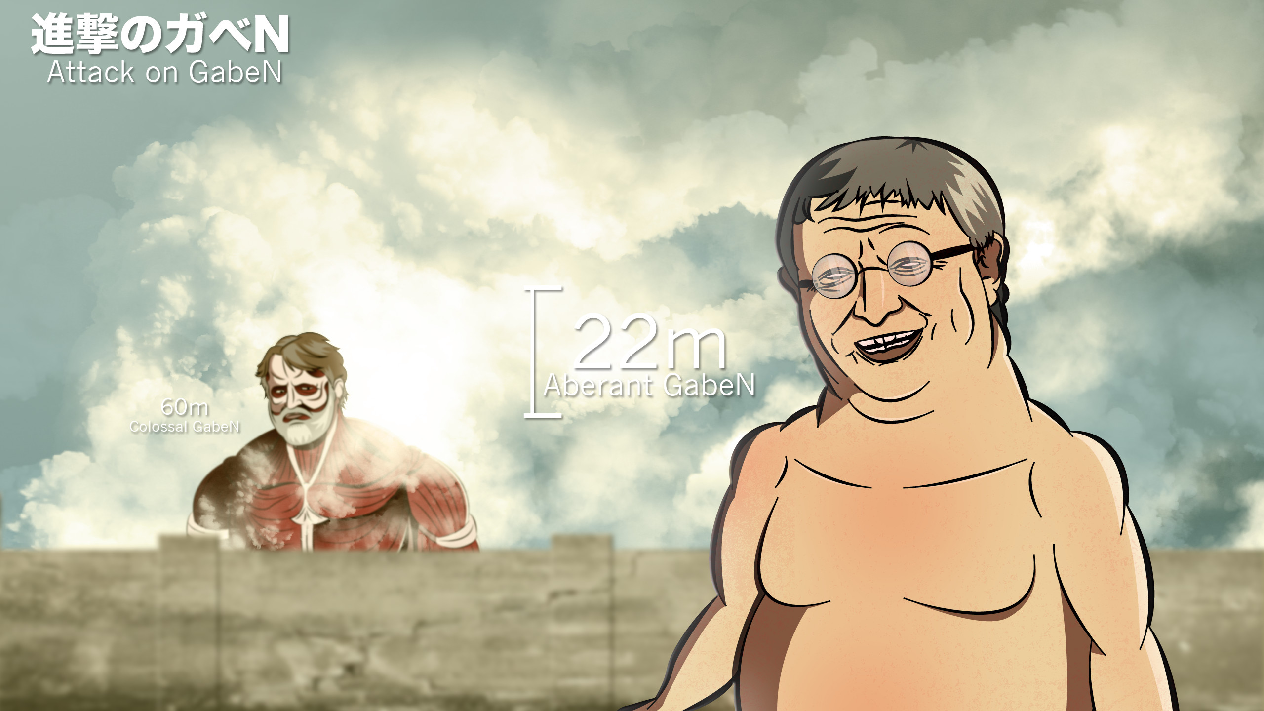 2560x1440 attack on gaben by -#main