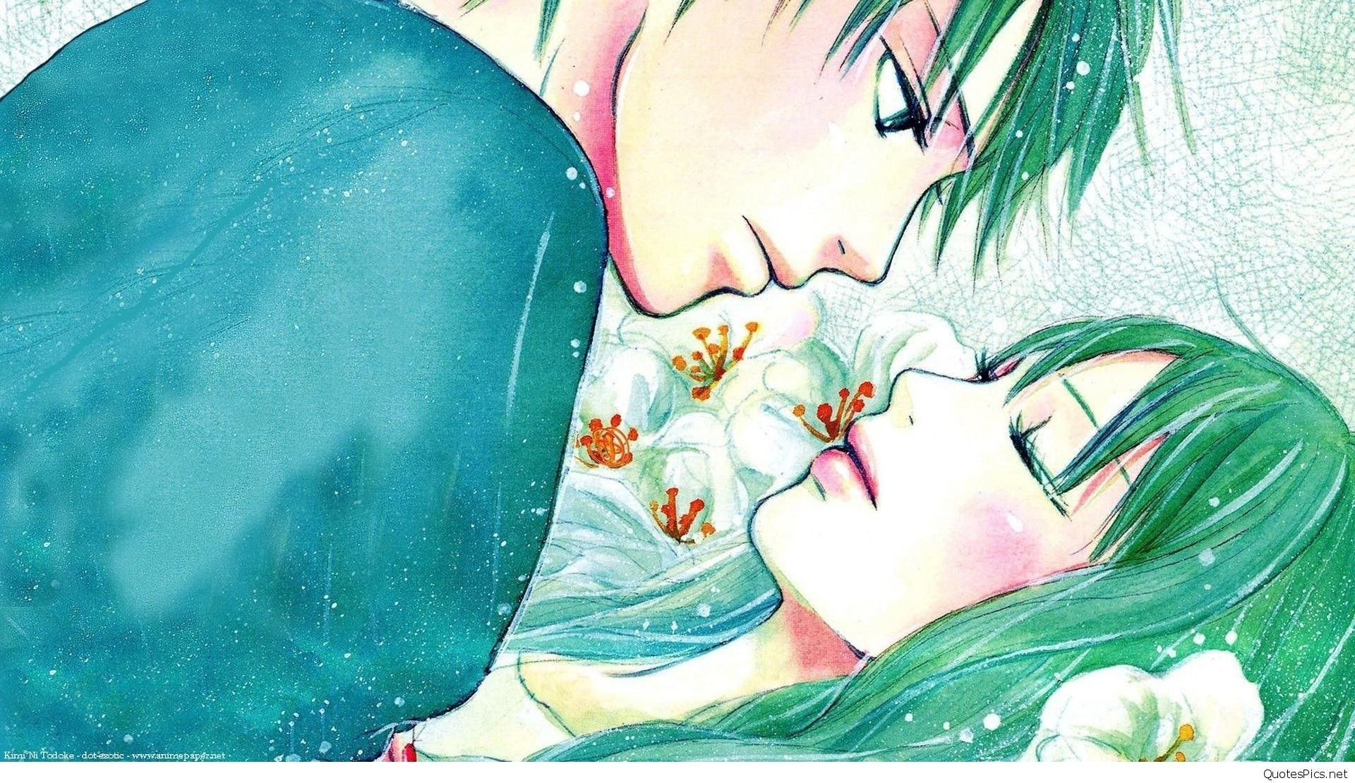 50 Love Couple Wallpapers 2017 2018: Anime Couple Wallpaper (74+ Images