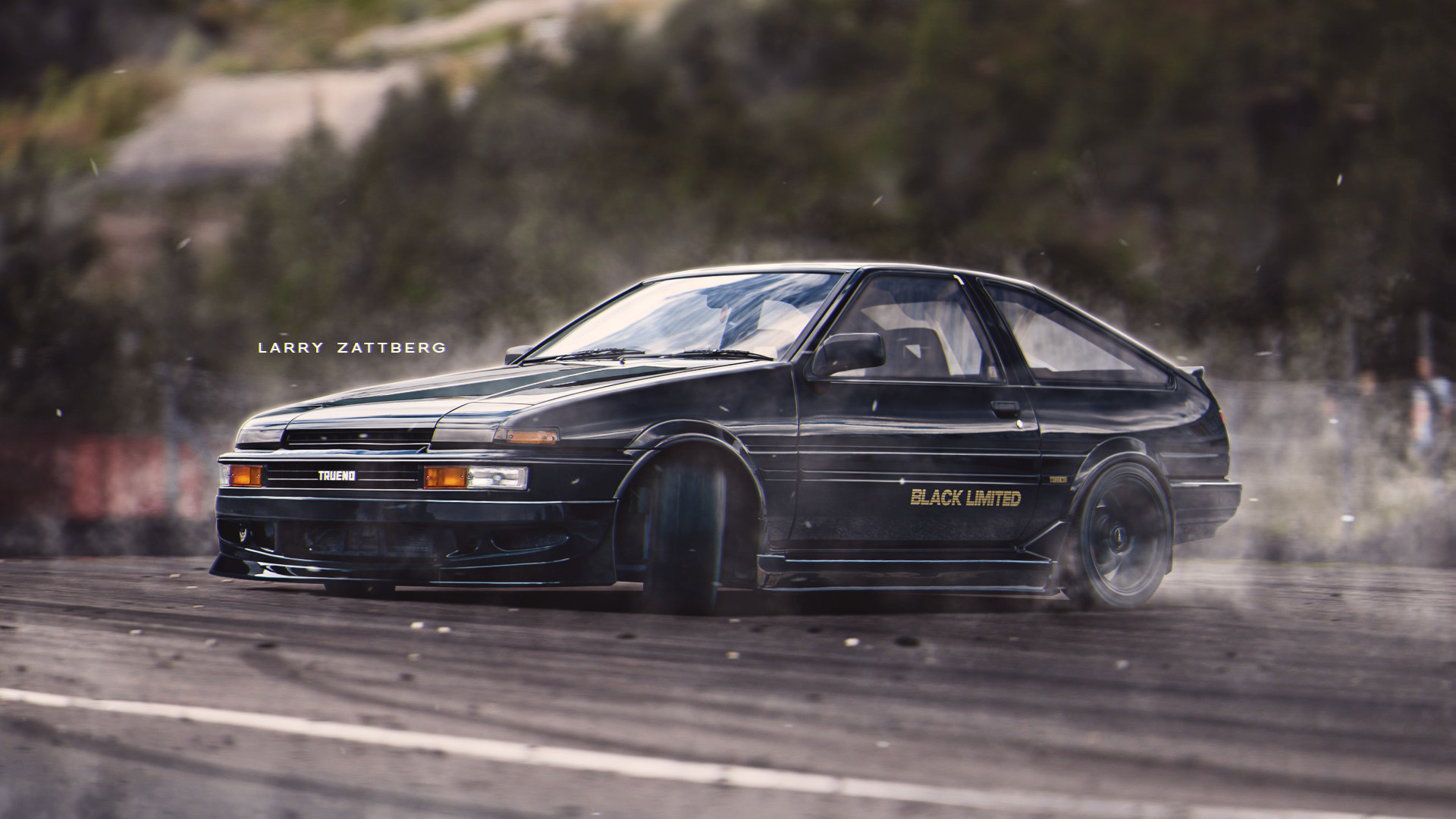 Ae86 Drift Wallpaper (79+ images)