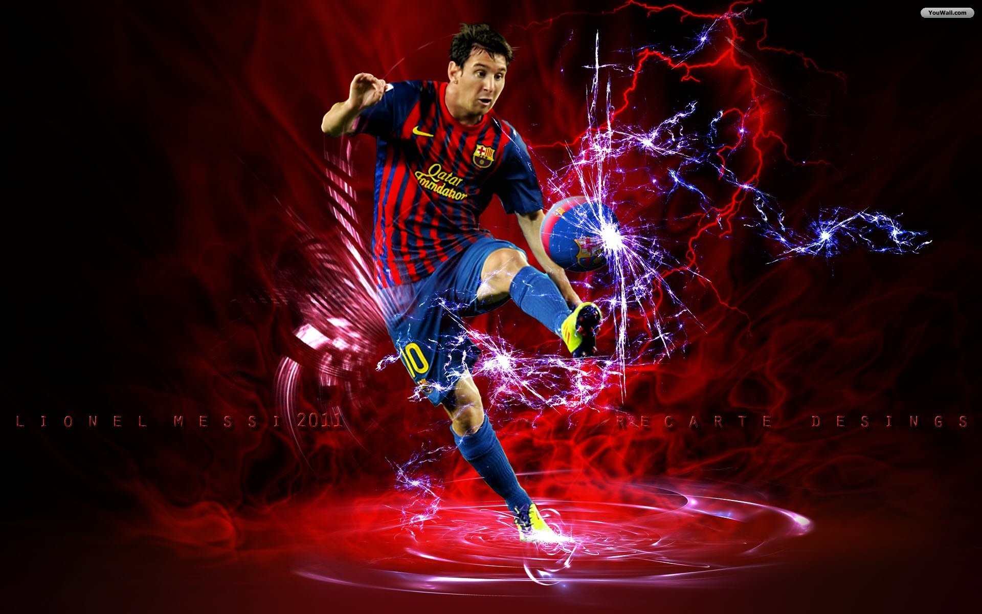Cool Soccer Wallpapers Messi 80 Images