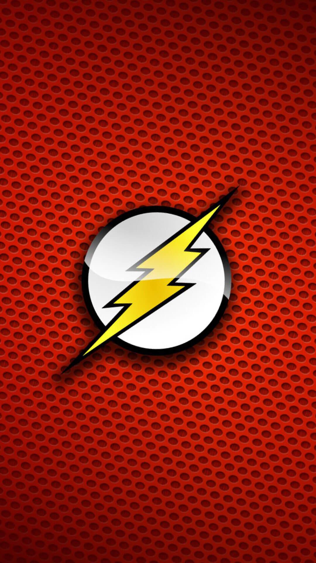 1080x1920 flash wallpaper iphone 6 the flash logo iphone 6 wallpaper