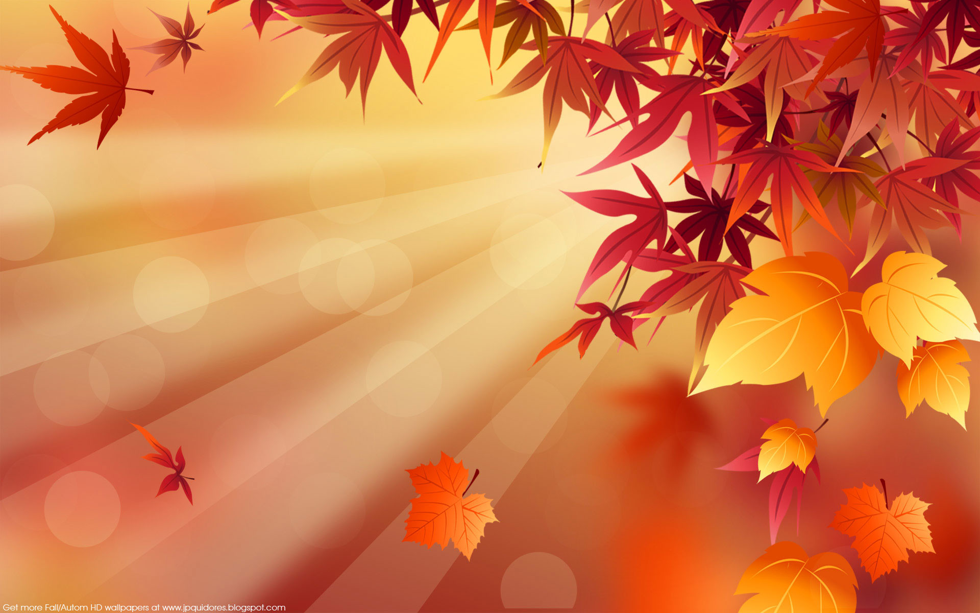1920x1200 fall wallpapers abstract Autumn