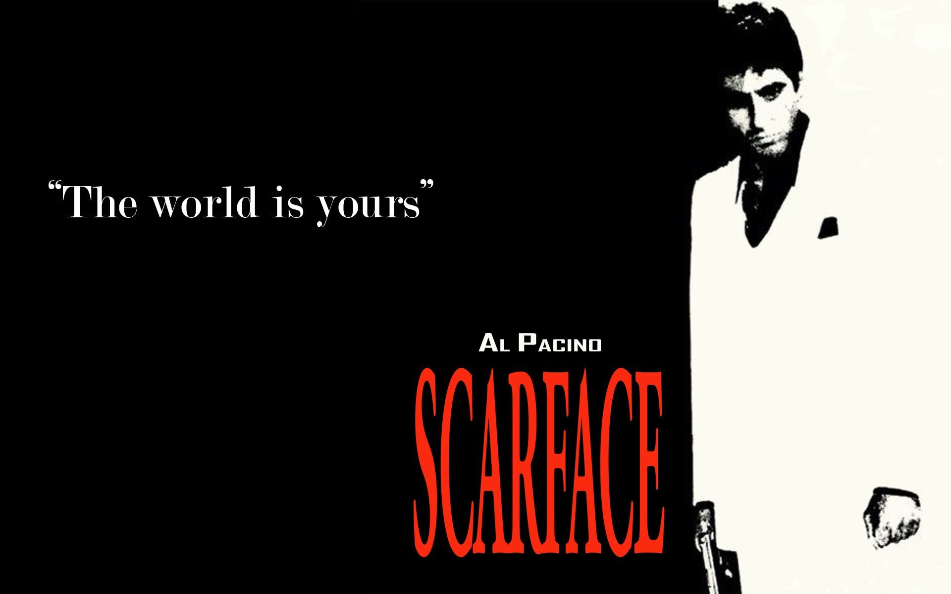 1920x1200 Scarface HD Wallpapers and Backgrounds