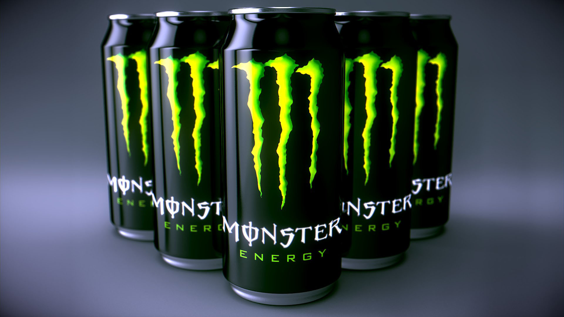 Superb 1920x1080 Monster Energy Ford Mustang GT Fantasy Acid Car 2013 Â« El Tony