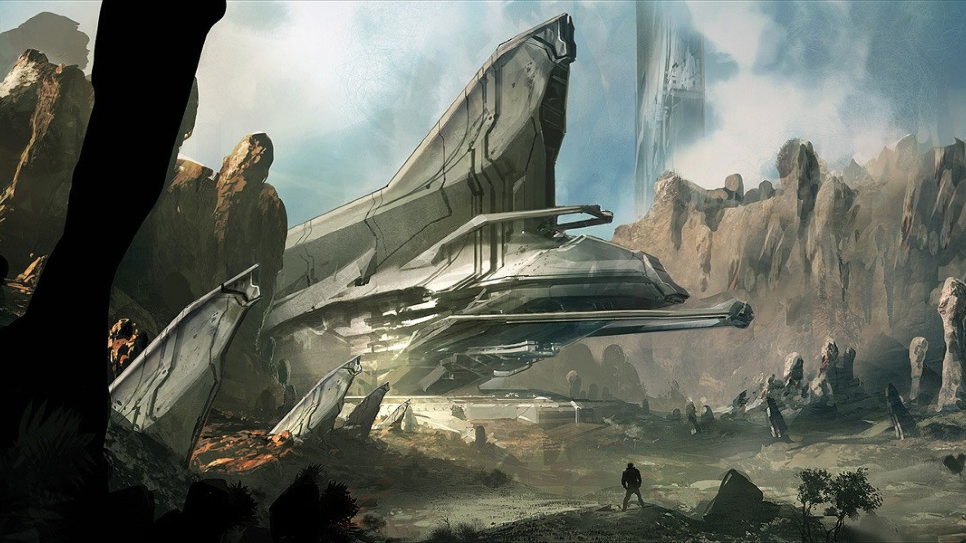 Halo Concept Art Wallpapers HD (73+ images)