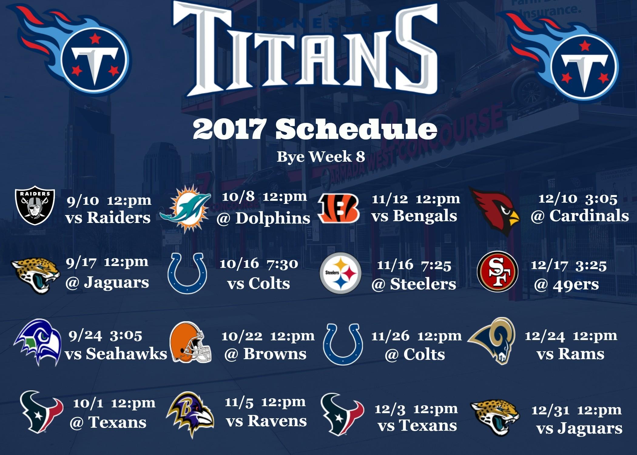 Steelers Schedule 2018 Photos LBC9 News